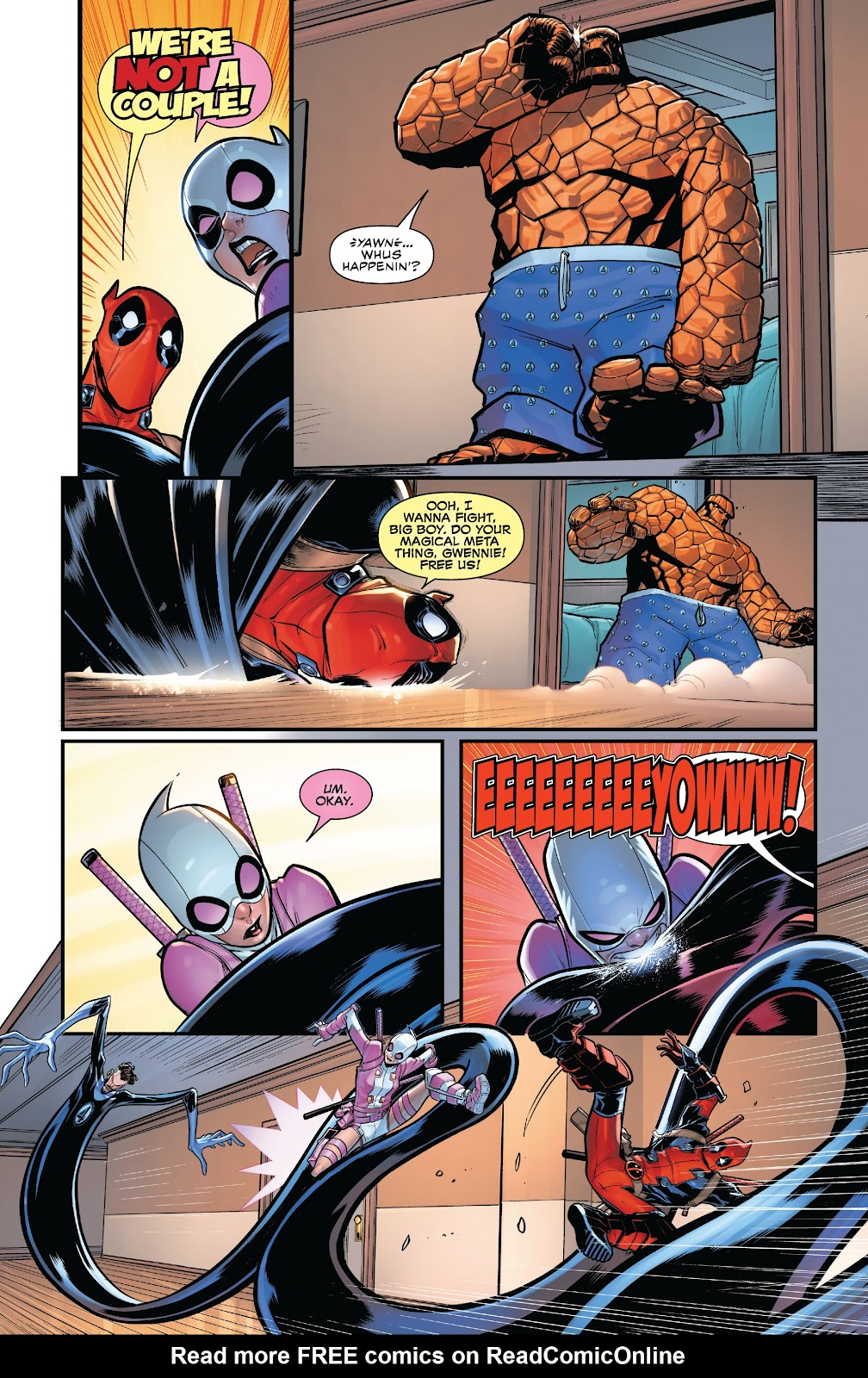 Gwenpool Strikes Back issue _TPB - Page 39