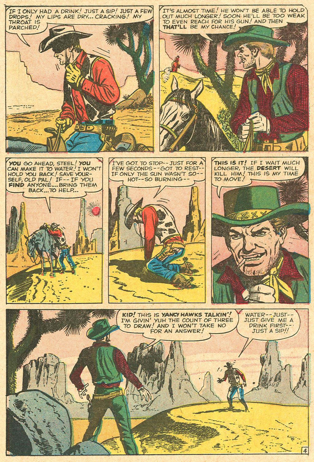 Read online Two-Gun Kid comic -  Issue #92 - 30