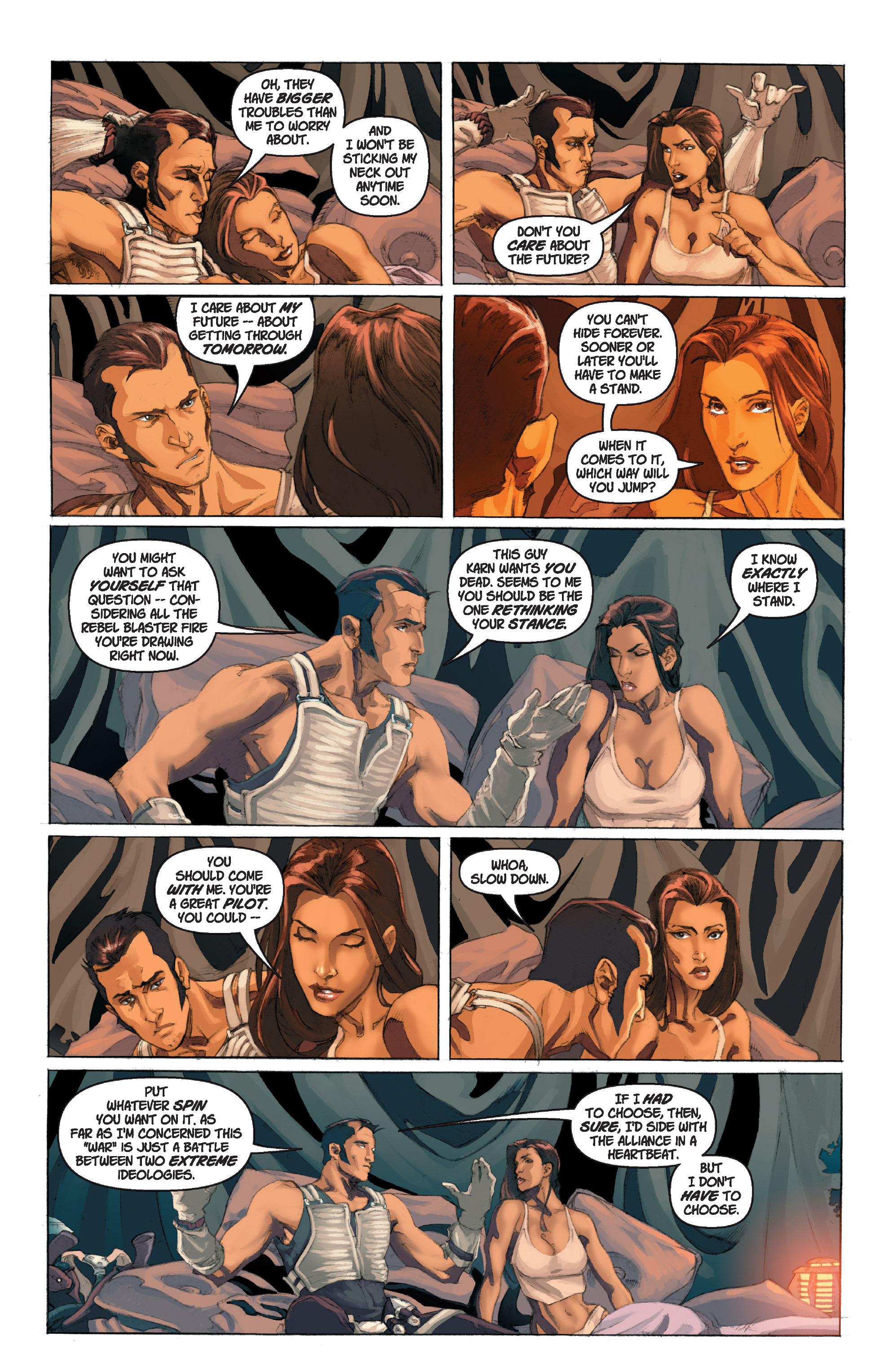 Read online Star Wars Omnibus comic -  Issue # Vol. 22 - 118