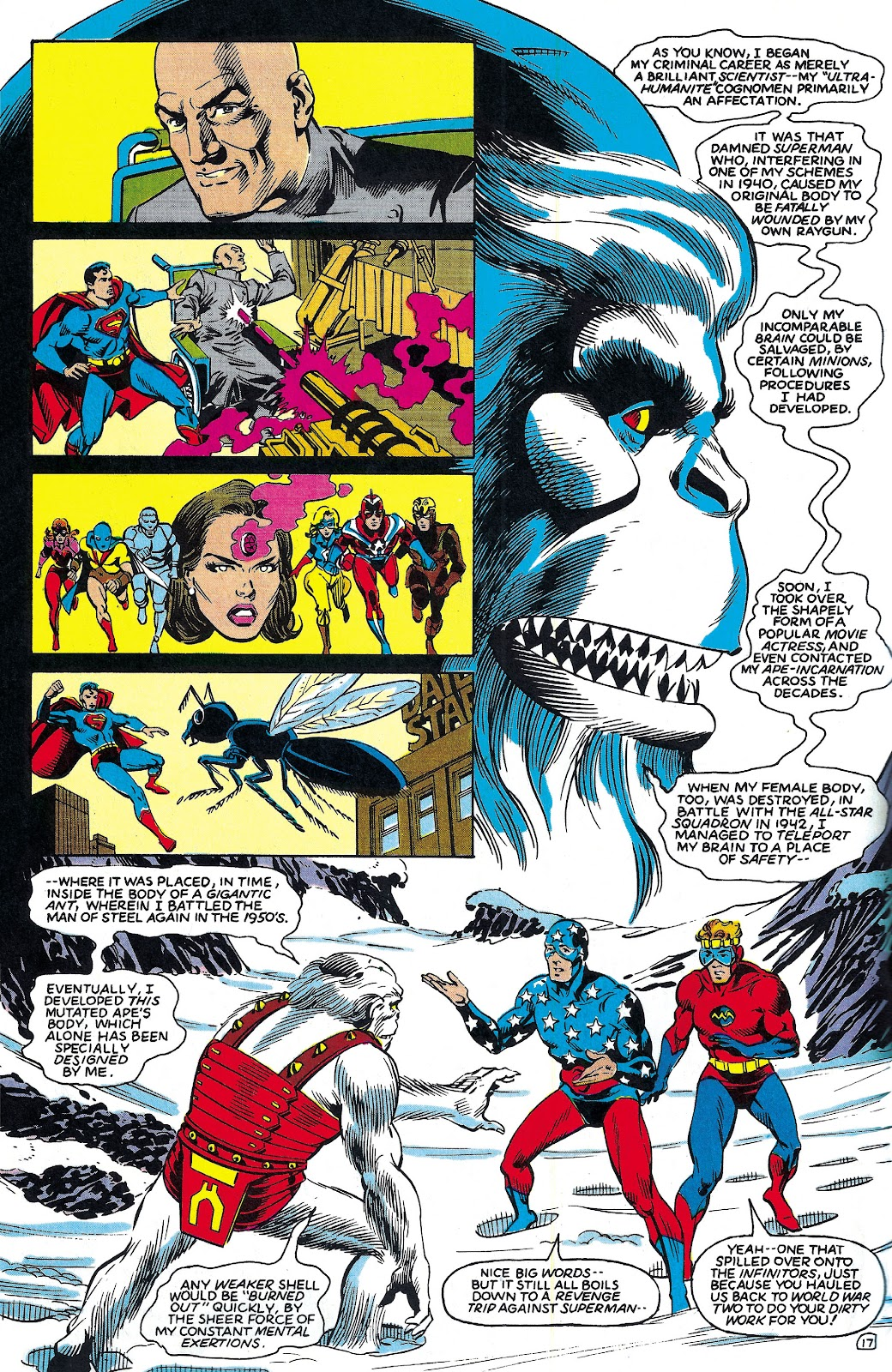Infinity Inc. (1984) issue 6 - Page 18