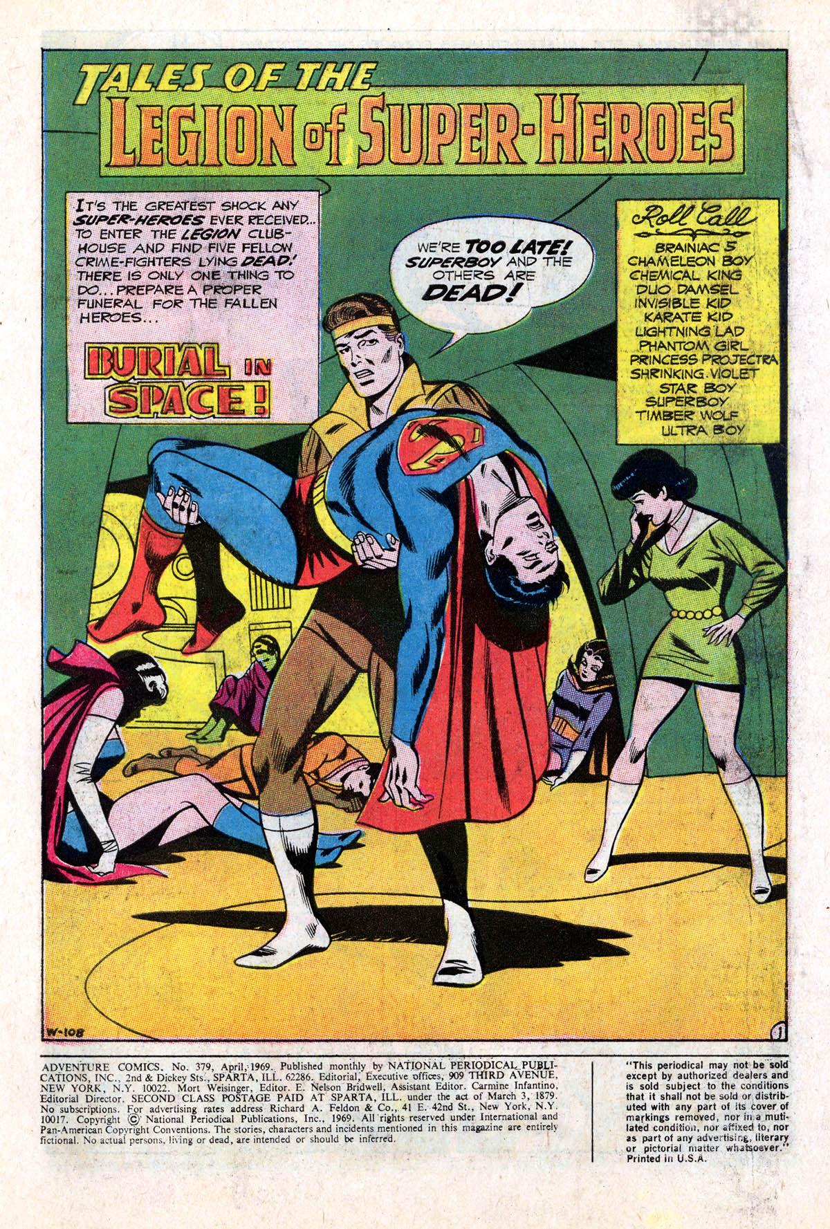 Read online Adventure Comics (1938) comic -  Issue #379 - 3