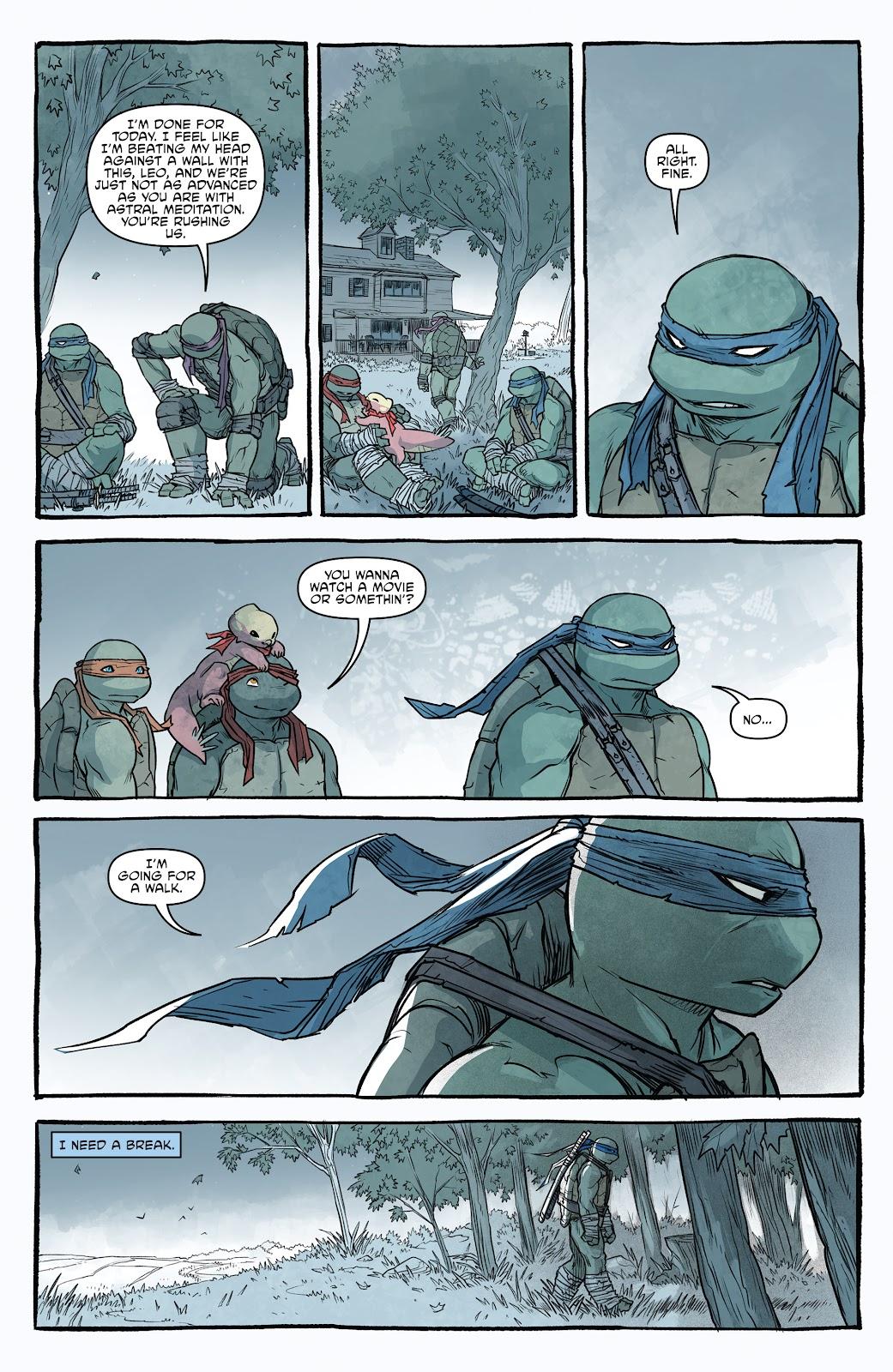 Read online Teenage Mutant Ninja Turtles (2011) comic -  Issue #101 - 33