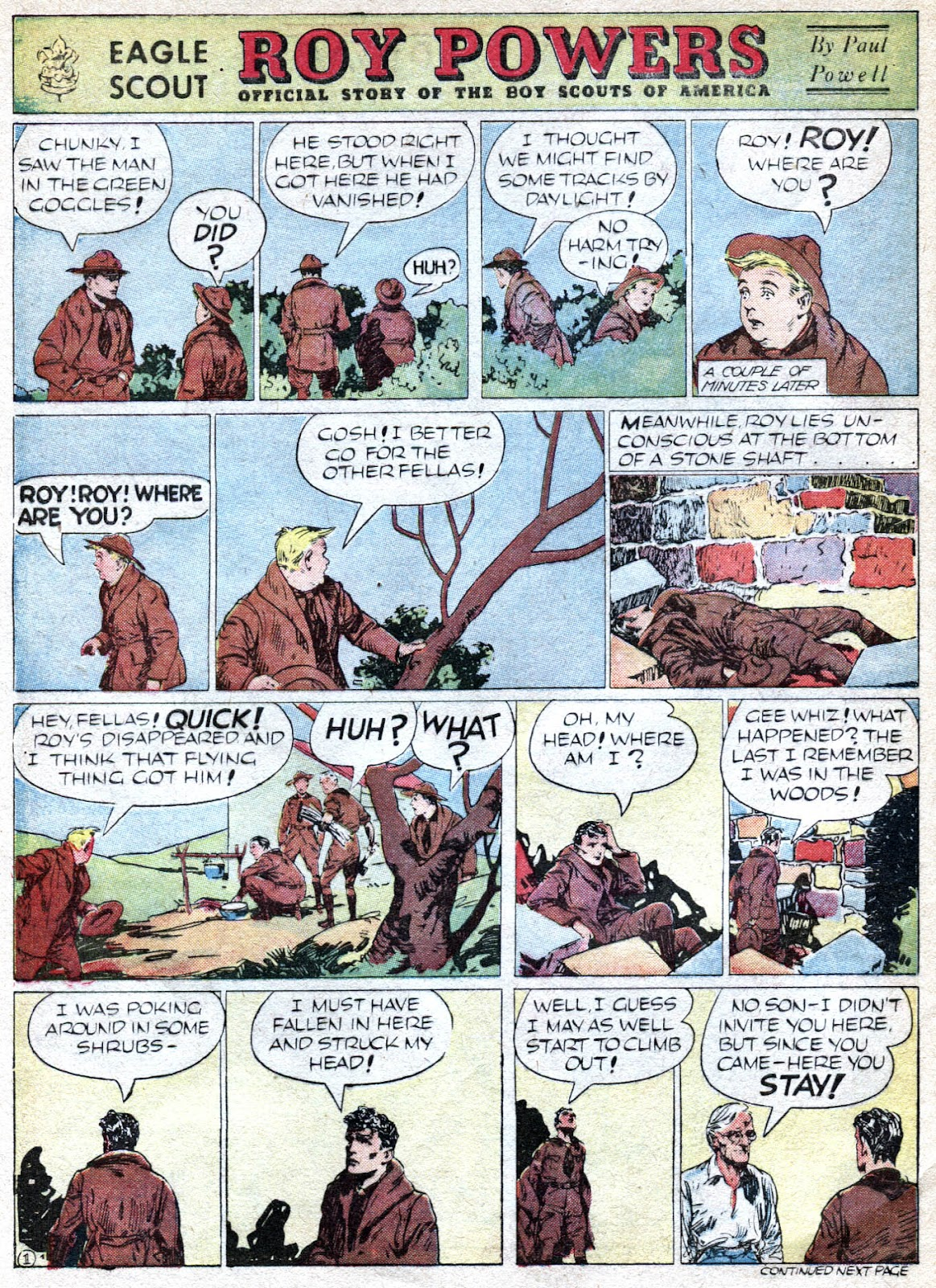Read online Famous Funnies comic -  Issue #66 - 6