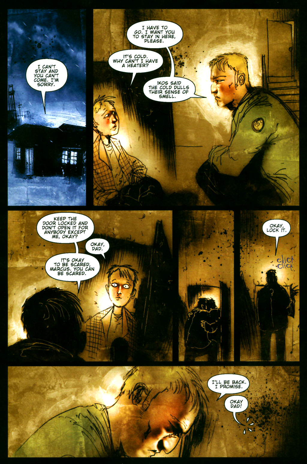 Read online 30 Days of Night: Return to Barrow comic -  Issue #4 - 16