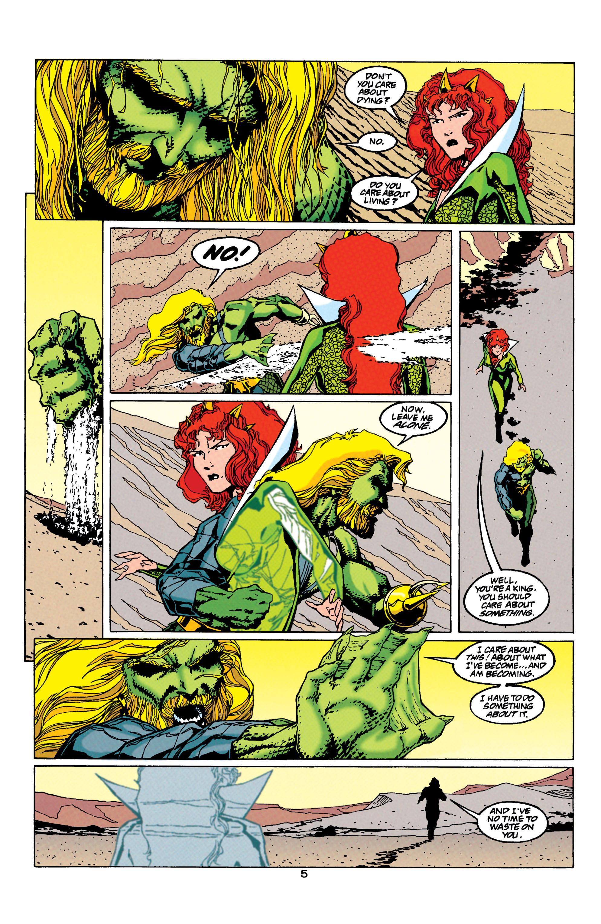 Read online Aquaman (1994) comic -  Issue #33 - 5