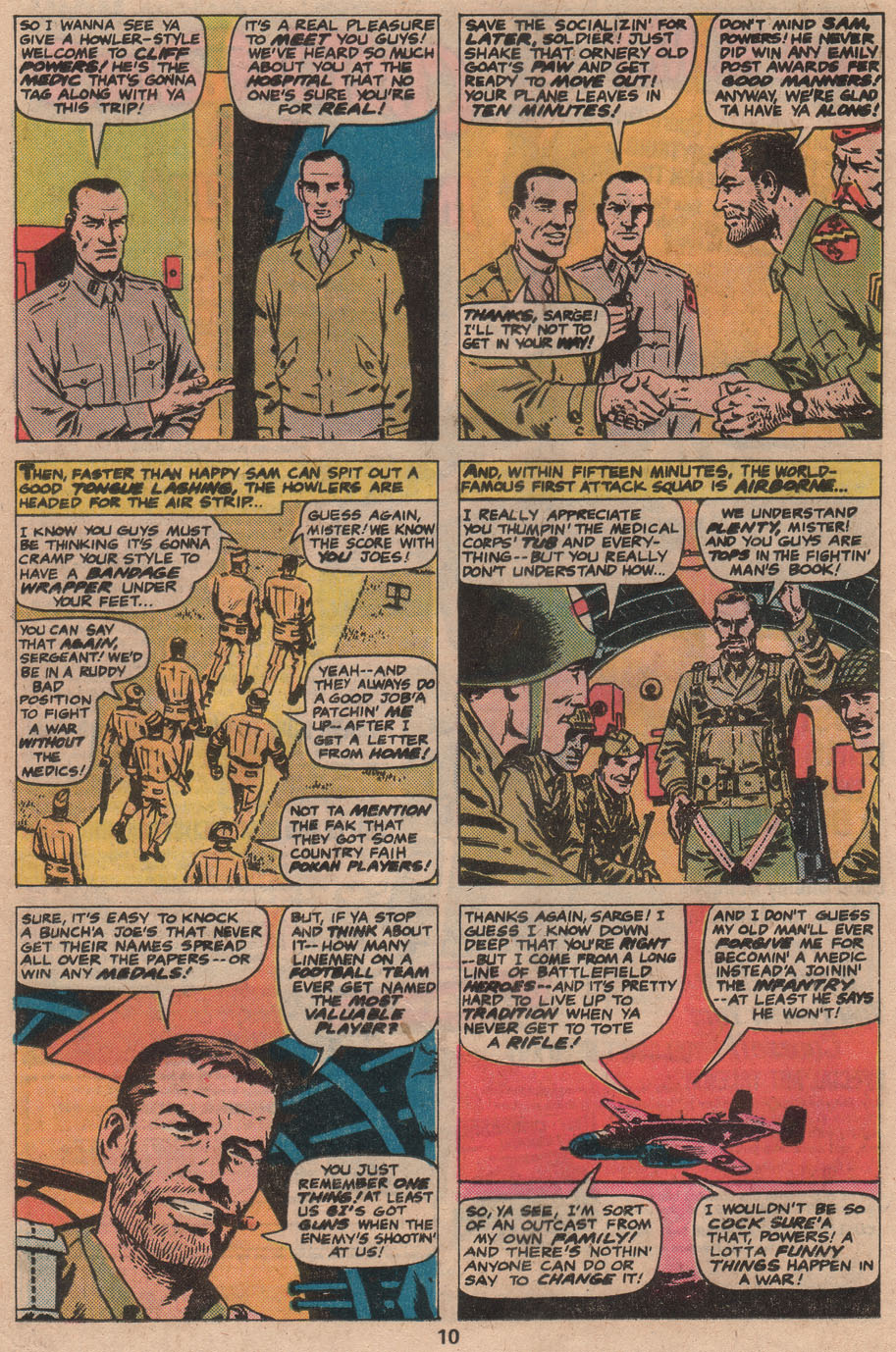 Read online Sgt. Fury comic -  Issue #141 - 12