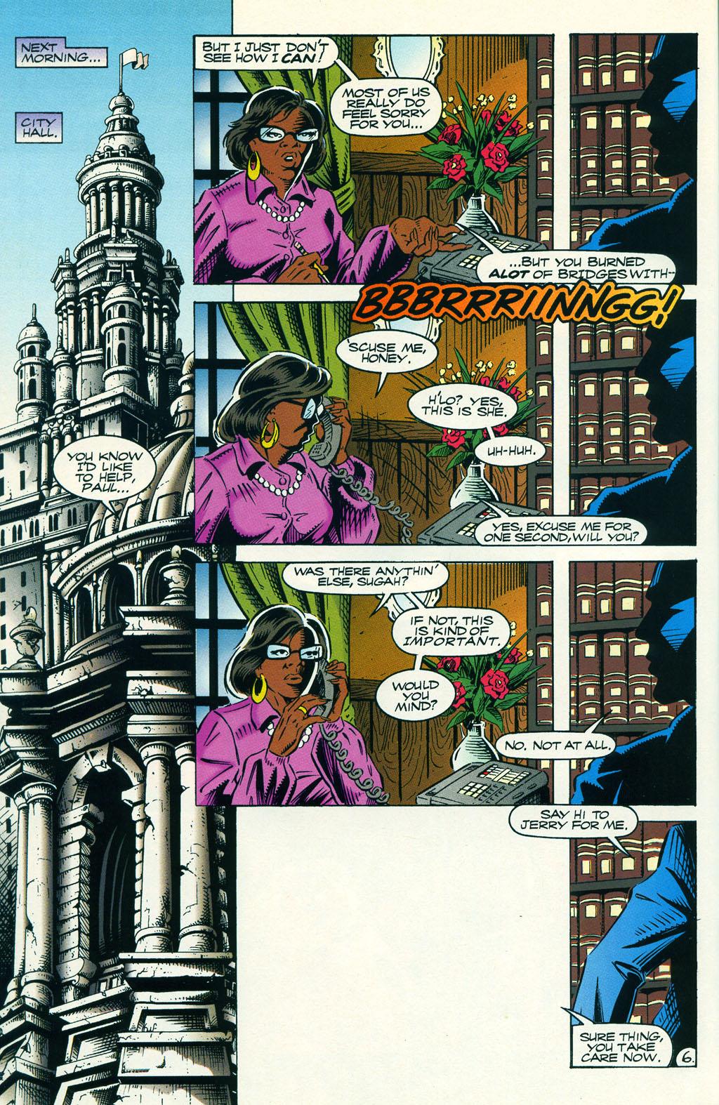 Read online ShadowHawk comic -  Issue #5 - 10