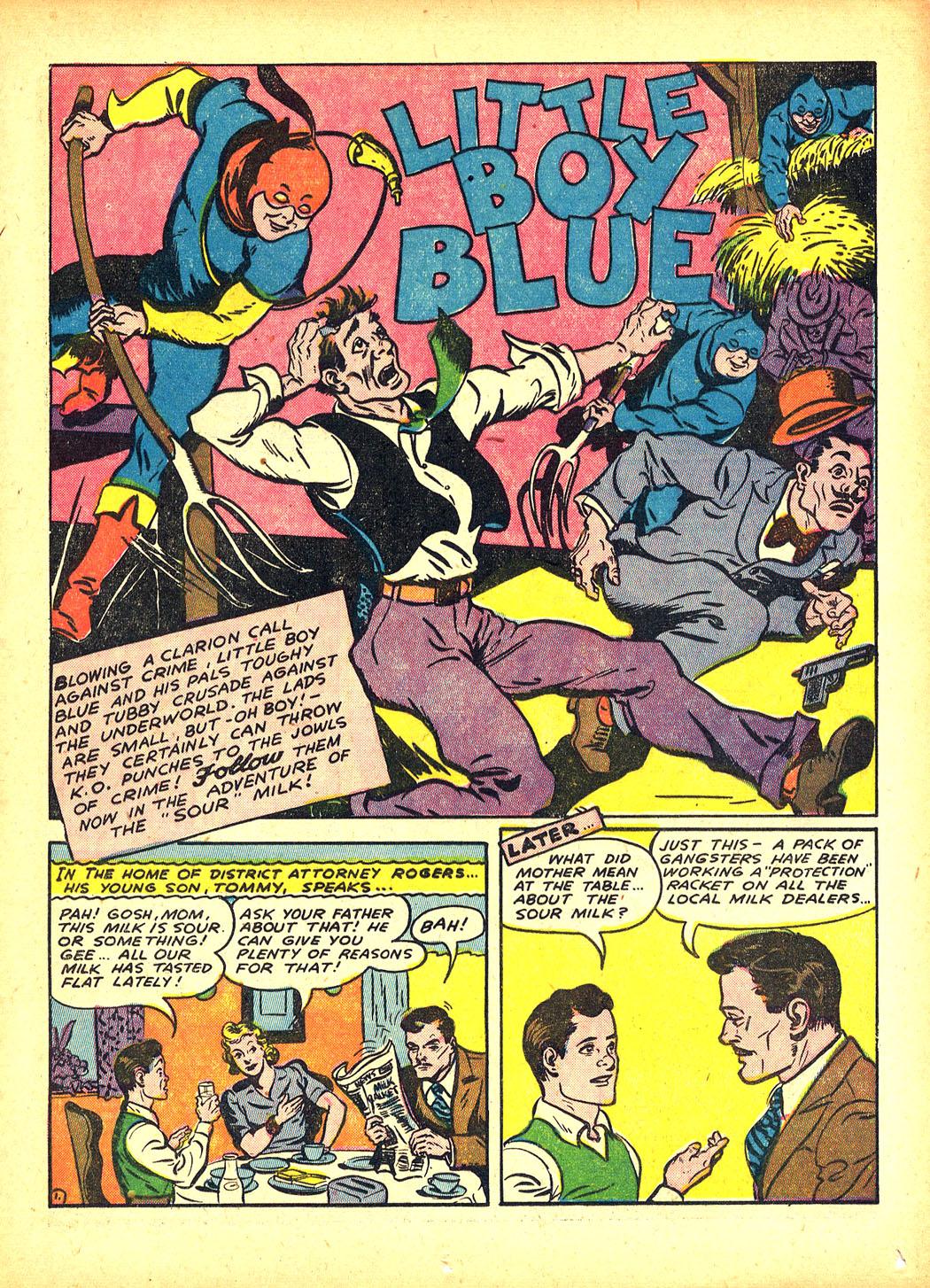 Read online Sensation (Mystery) Comics comic -  Issue #5 - 49