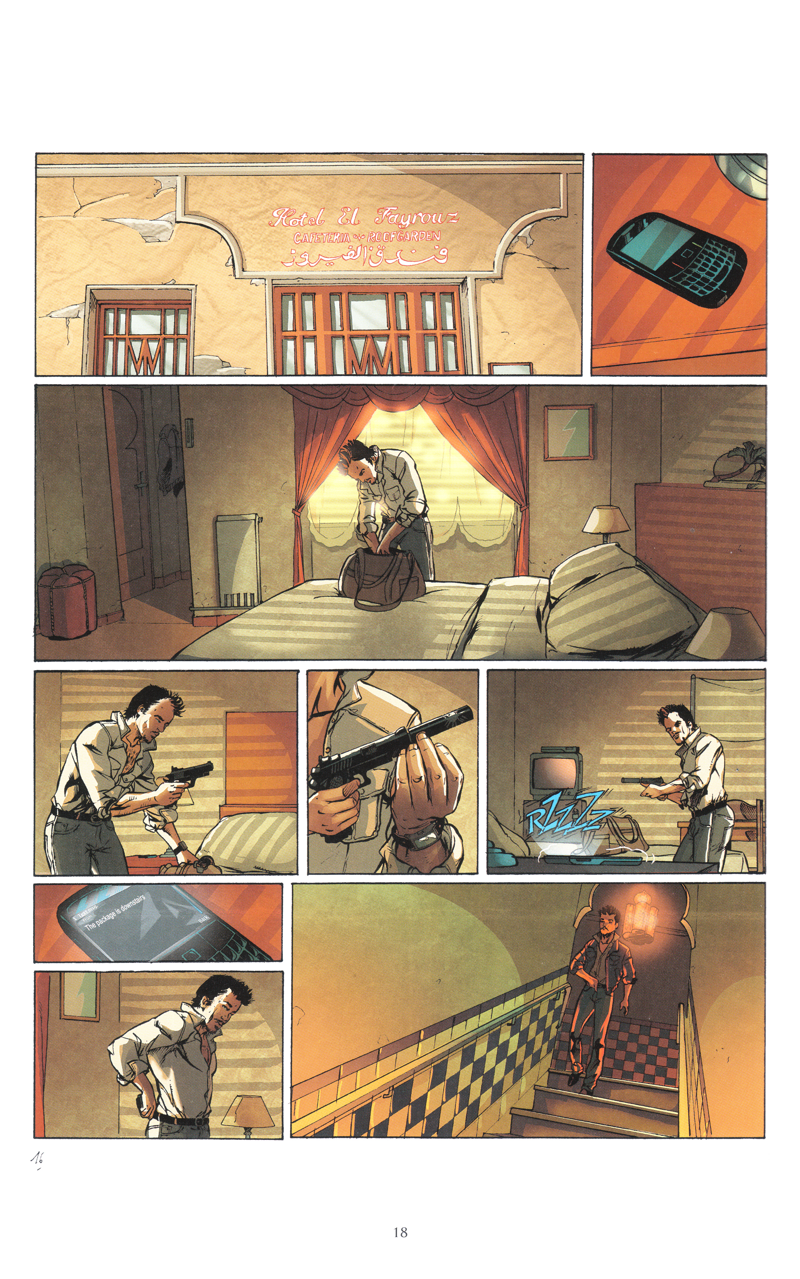 Read online Assassin's Creed (2009) comic -  Issue #4 - 18