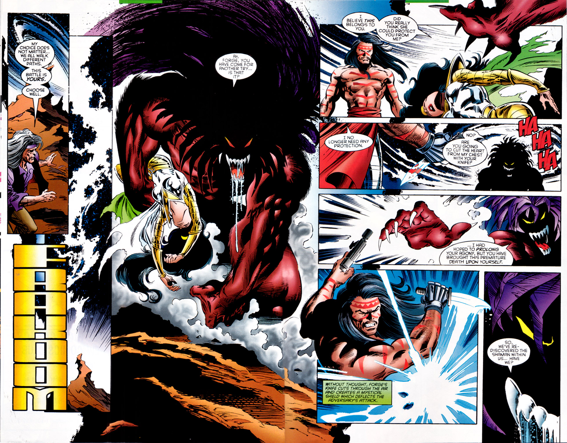 Read online X-Factor (1986) comic -  Issue #121 - 14
