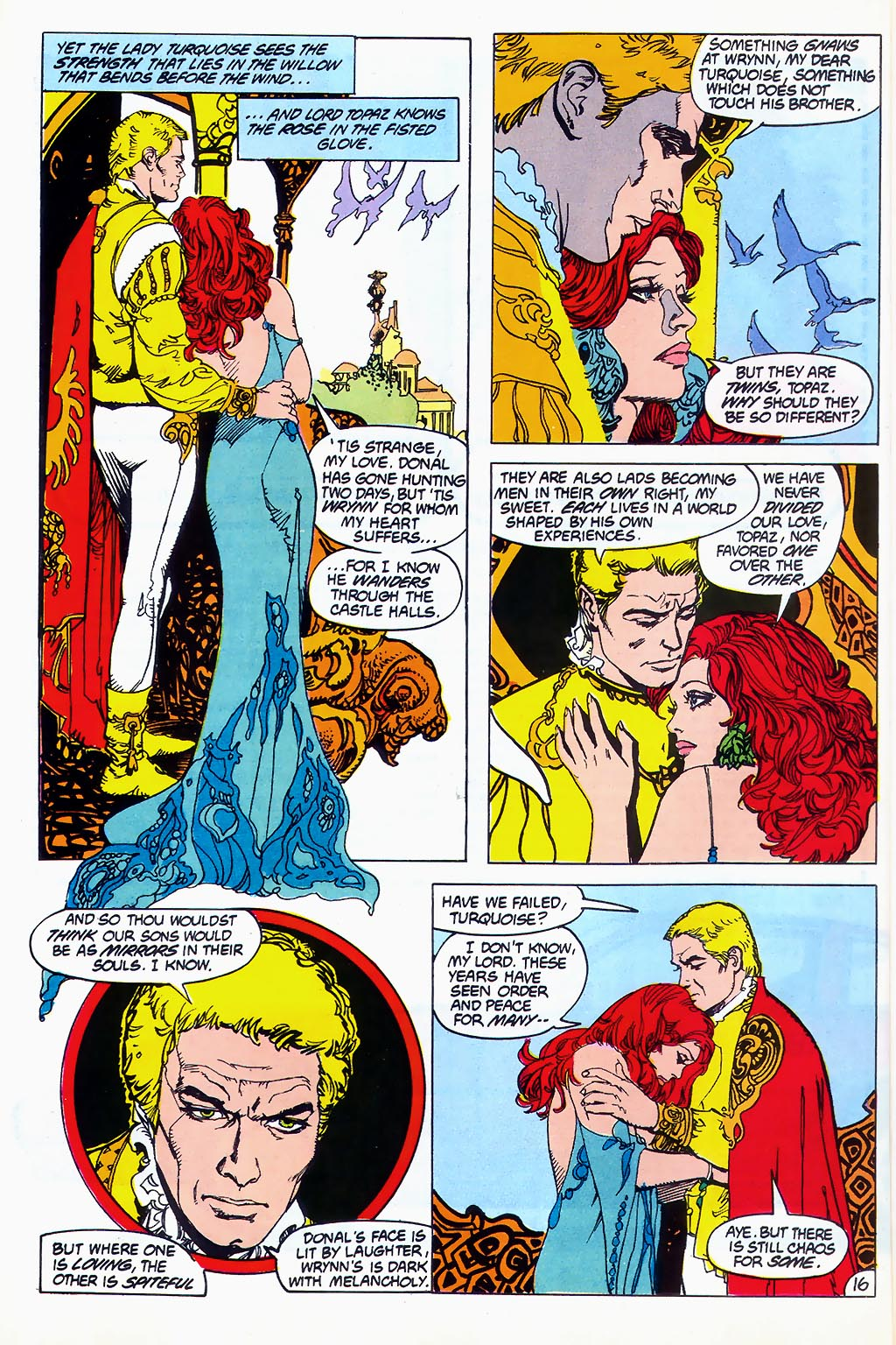 Read online Amethyst (1987) comic -  Issue #1 - 19