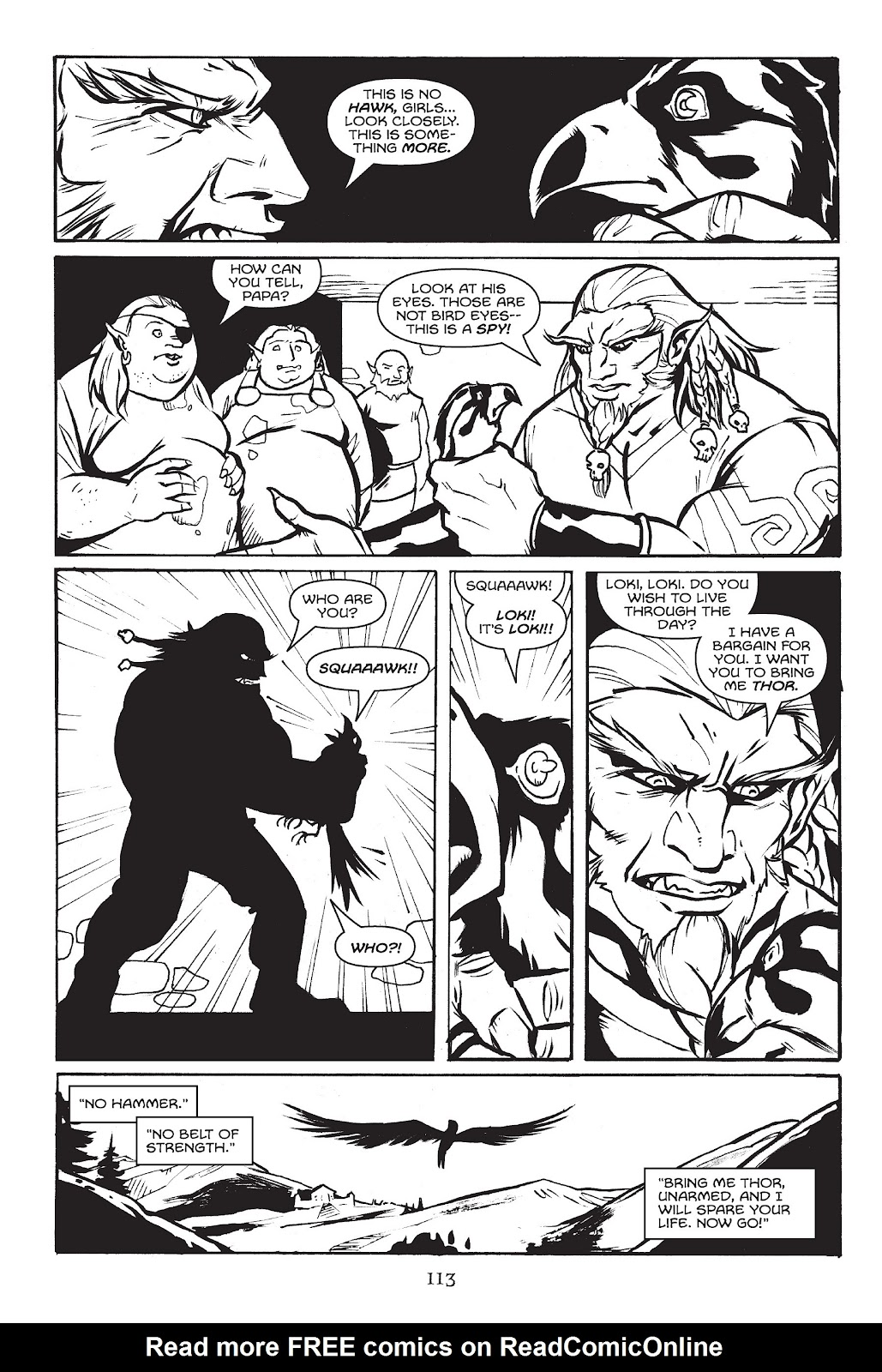 Read online Gods of Asgard comic -  Issue # TPB (Part 2) - 15