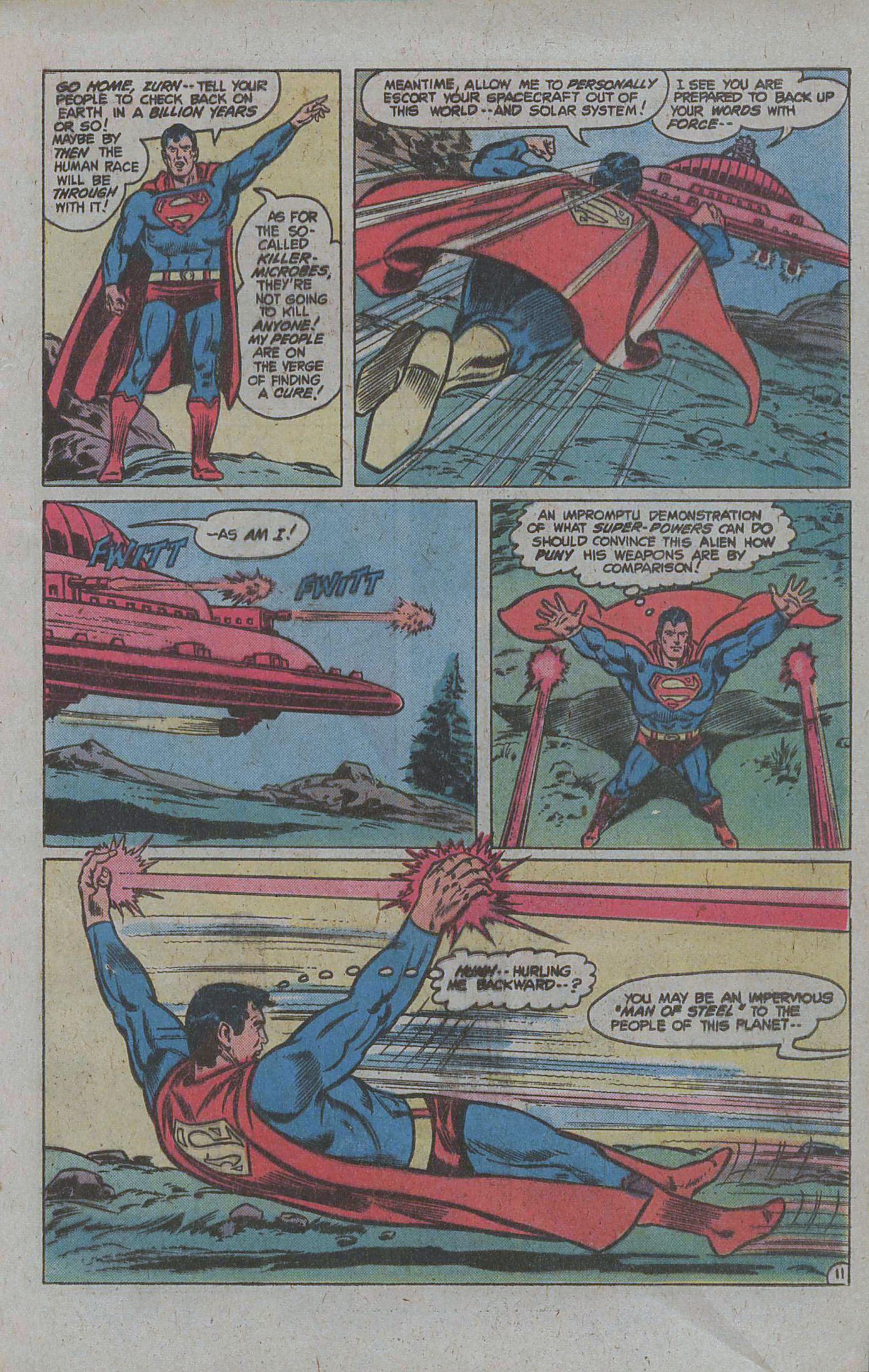 Read online Action Comics (1938) comic -  Issue #496 - 21