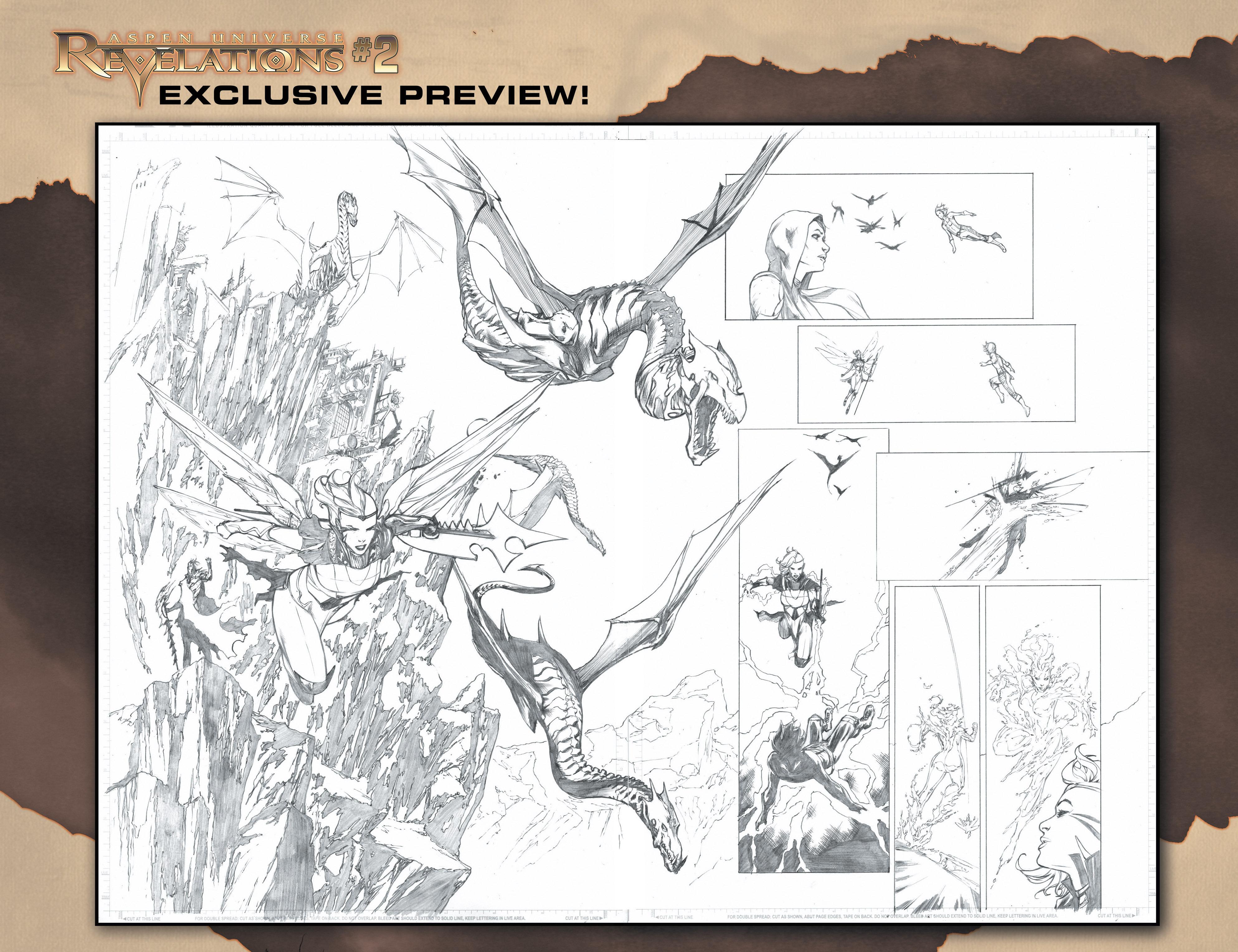 Read online Aspen Universe: Revelations comic -  Issue #1 - 26