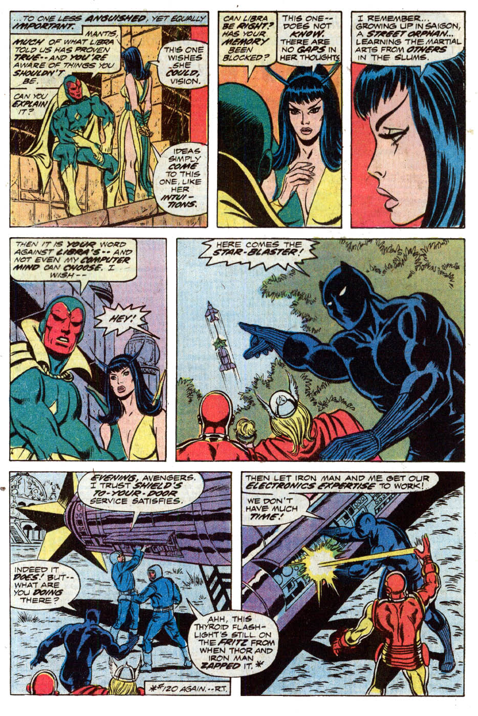 The Avengers (1963) 124 Page 12