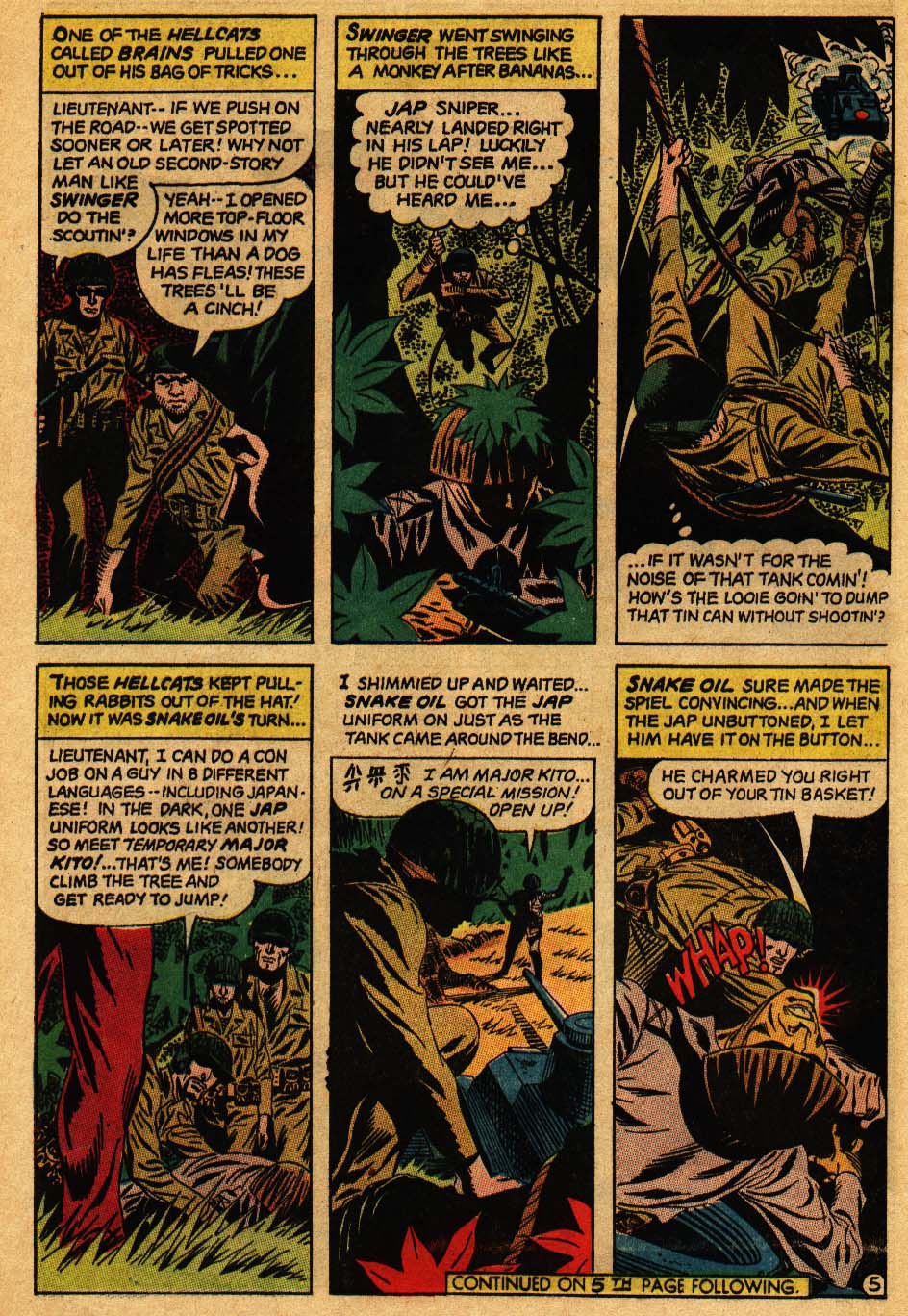 Our Fighting Forces (1954) issue 106 - Page 24