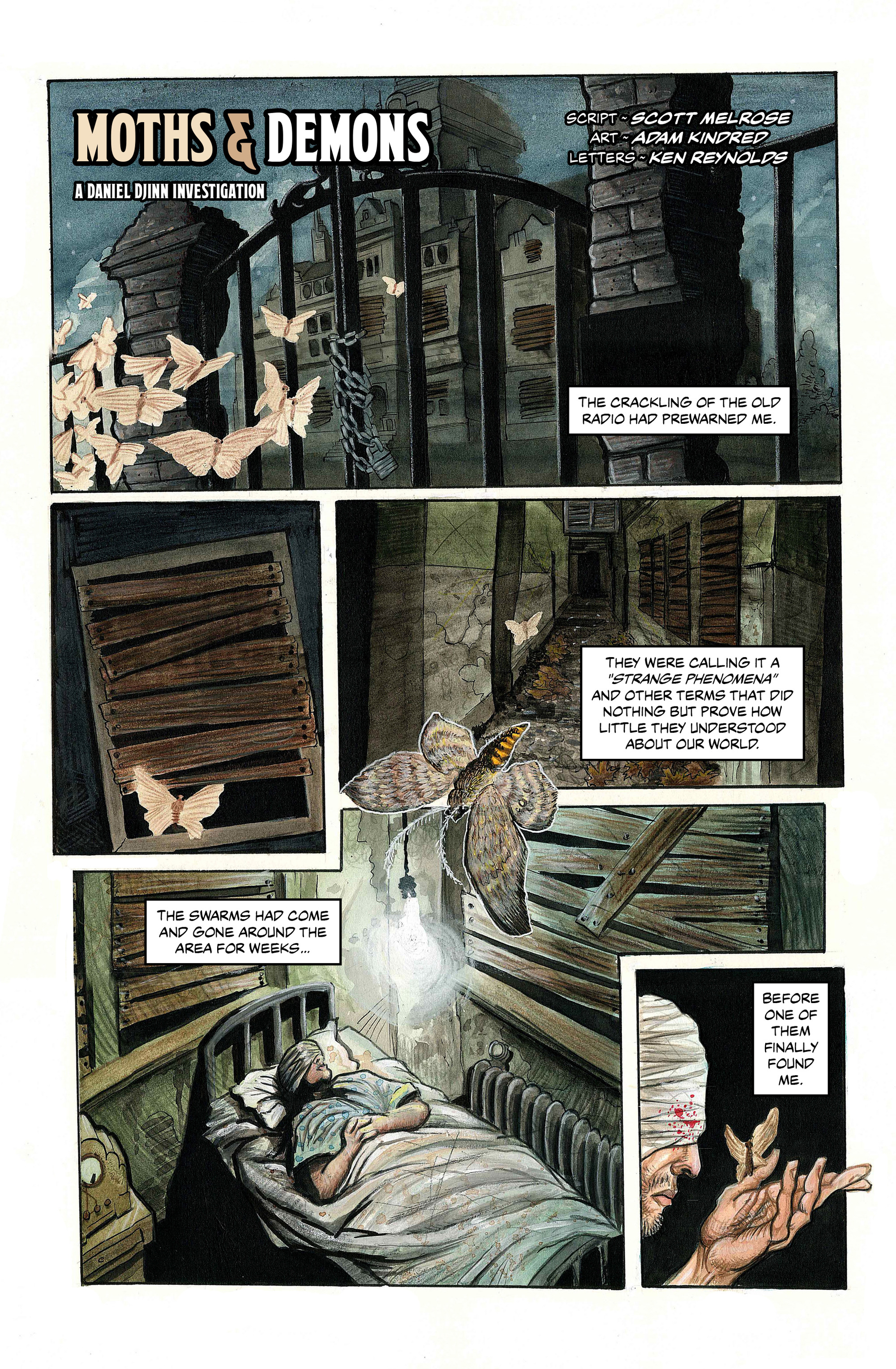 Read online 100% Biodegradable comic -  Issue #14 - 17