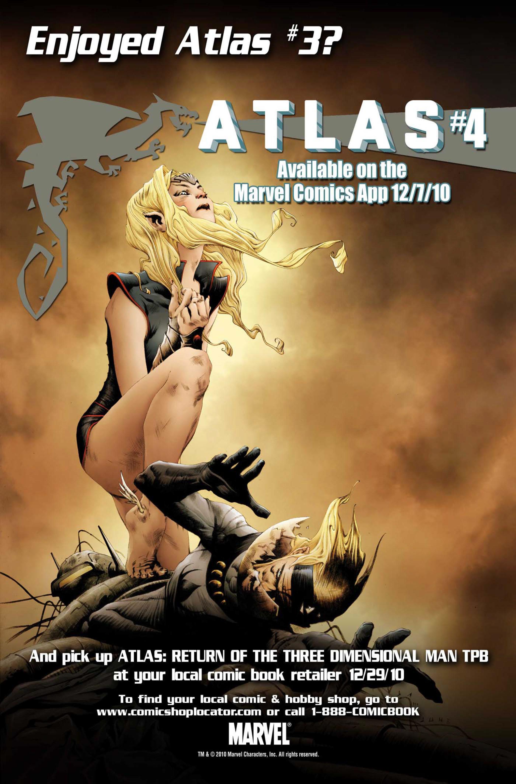 Read online Atlas comic -  Issue #Atlas _TPB - 129
