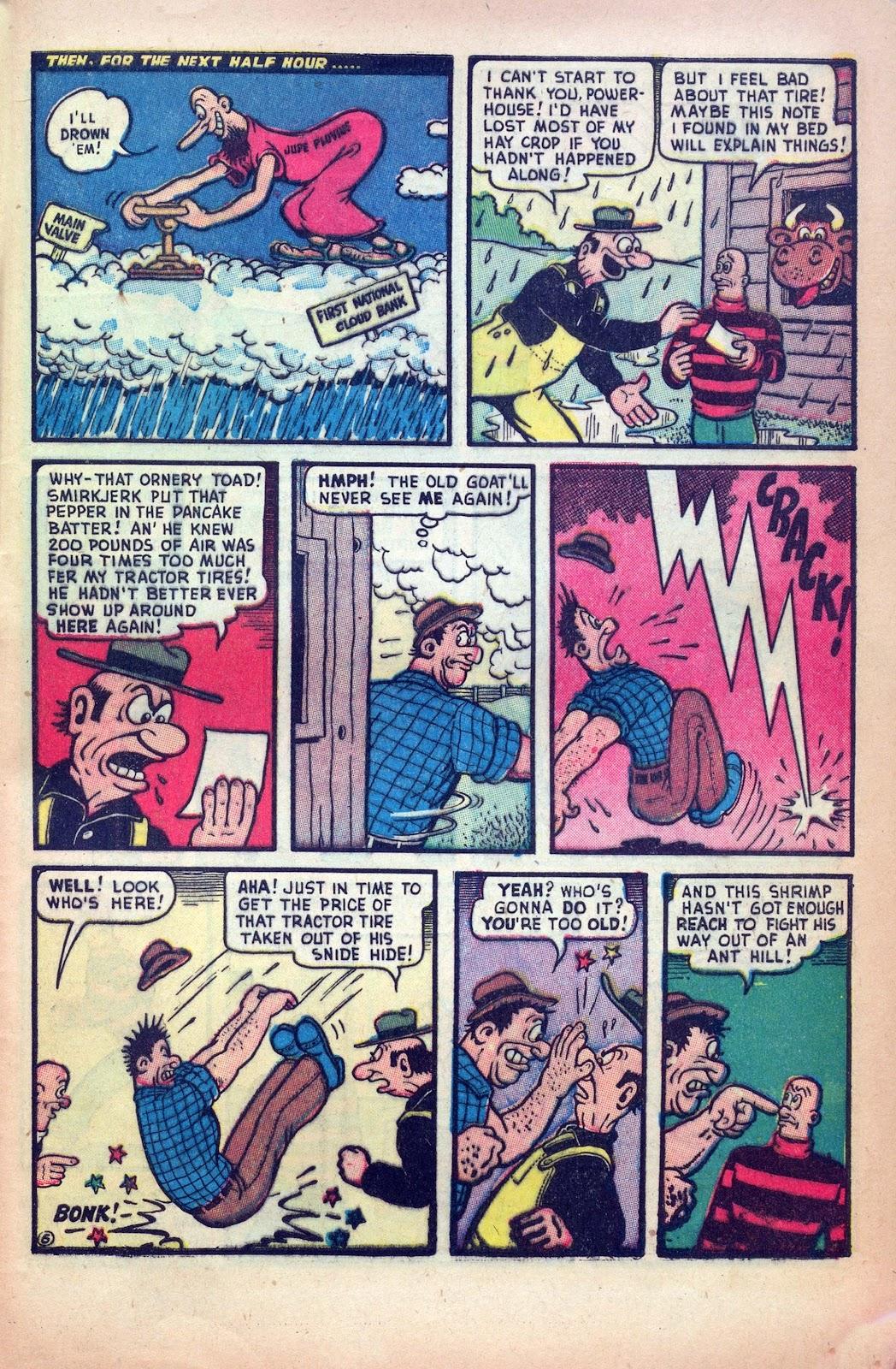 Read online Joker Comics comic -  Issue #25 - 45