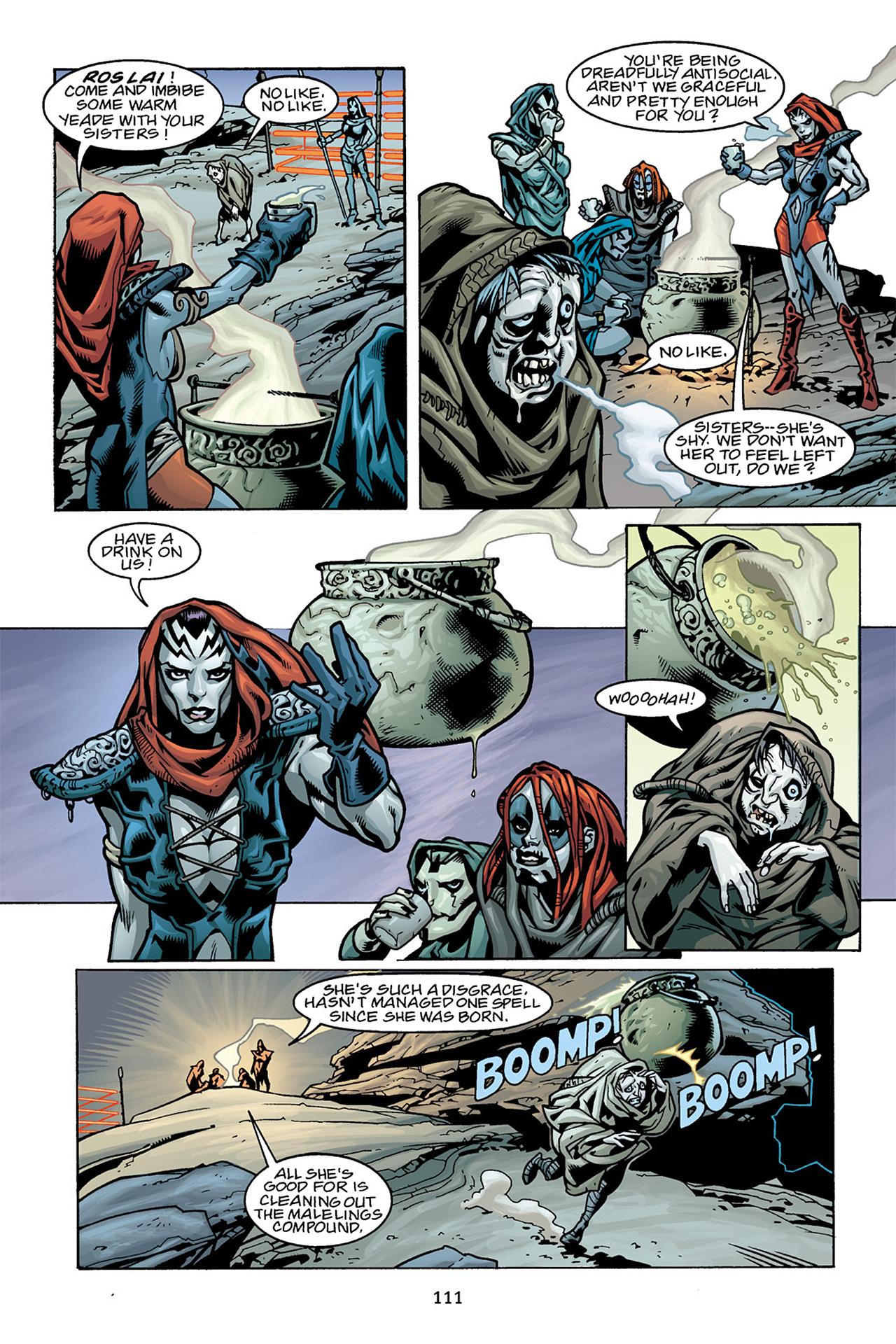 Read online Star Wars Omnibus comic -  Issue # Vol. 15 - 108