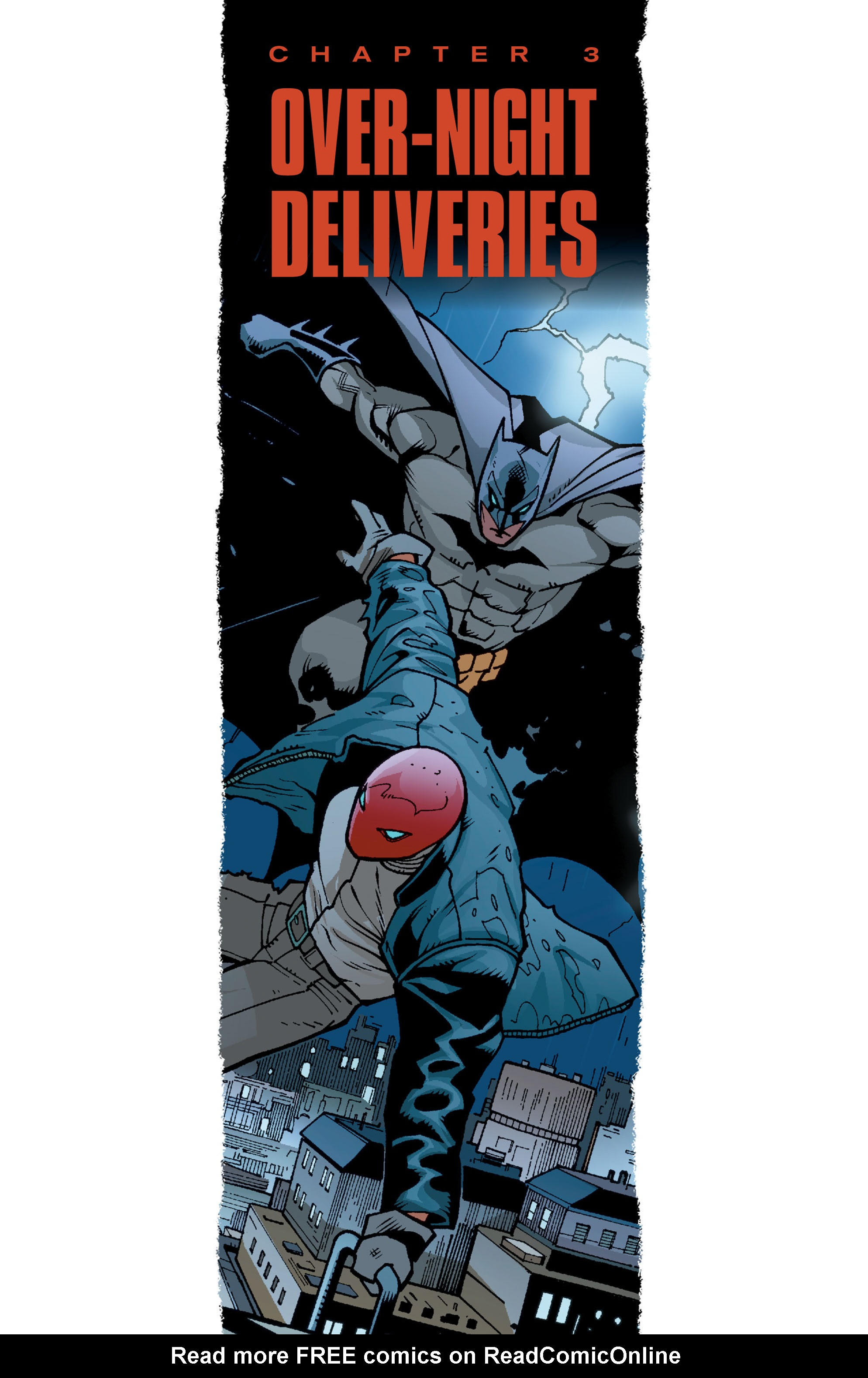 Read online Batman: Under The Red Hood comic -  Issue # Full - 55