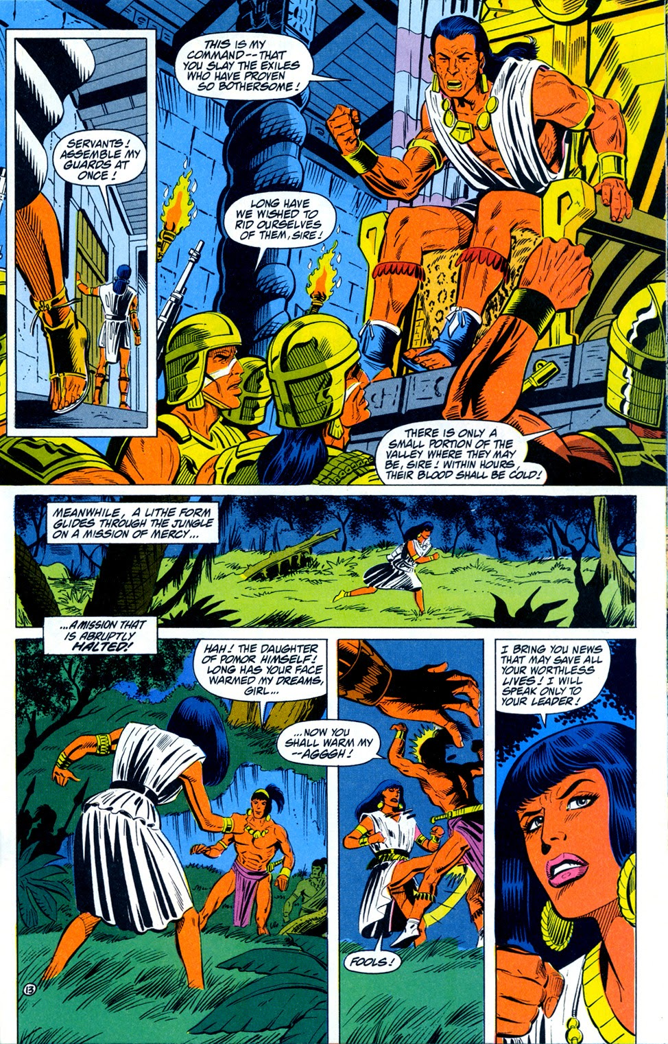 Doc Savage (1988) issue 10 - Page 15