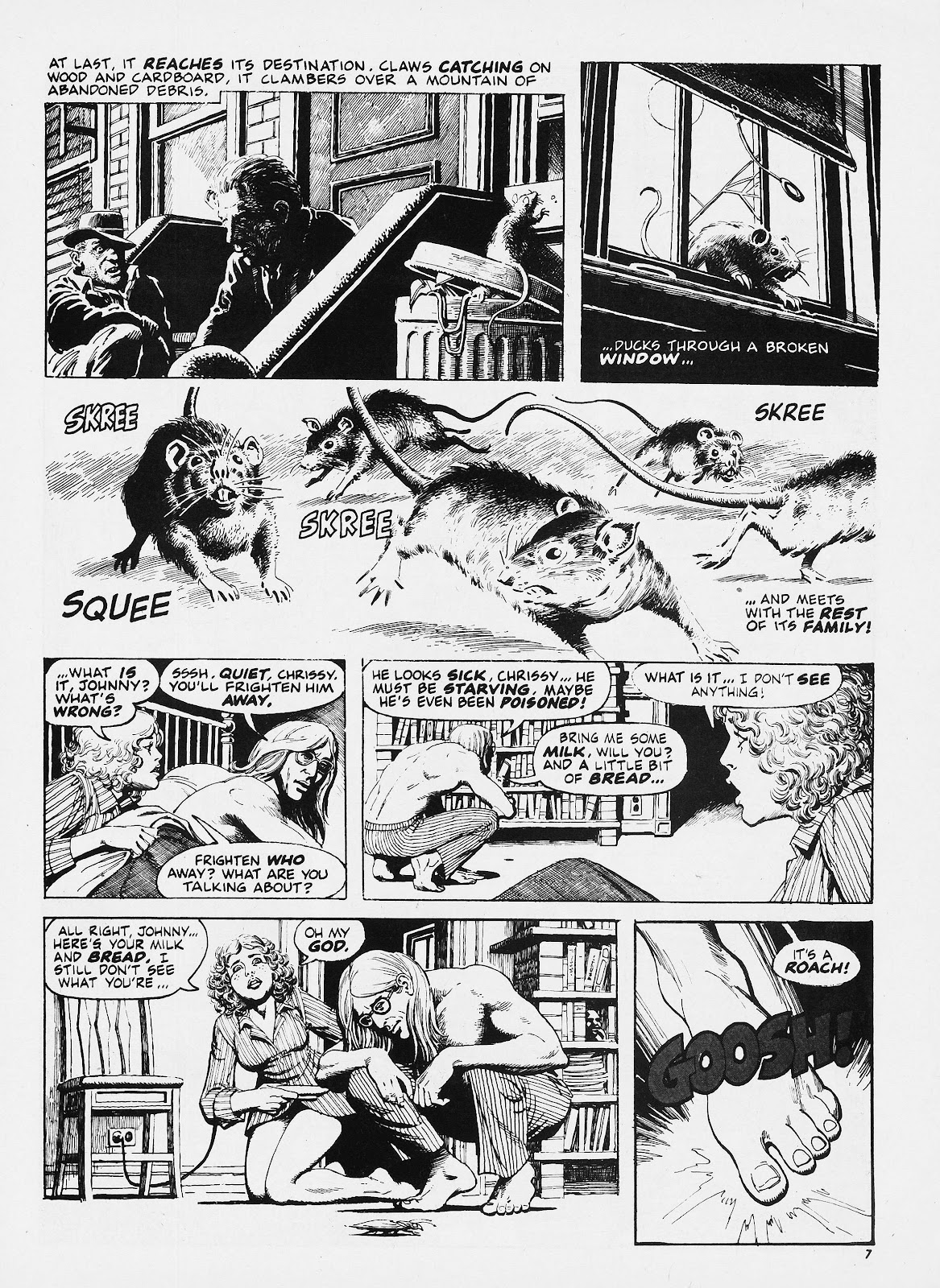 Haunt of Horror issue 1 - Page 7