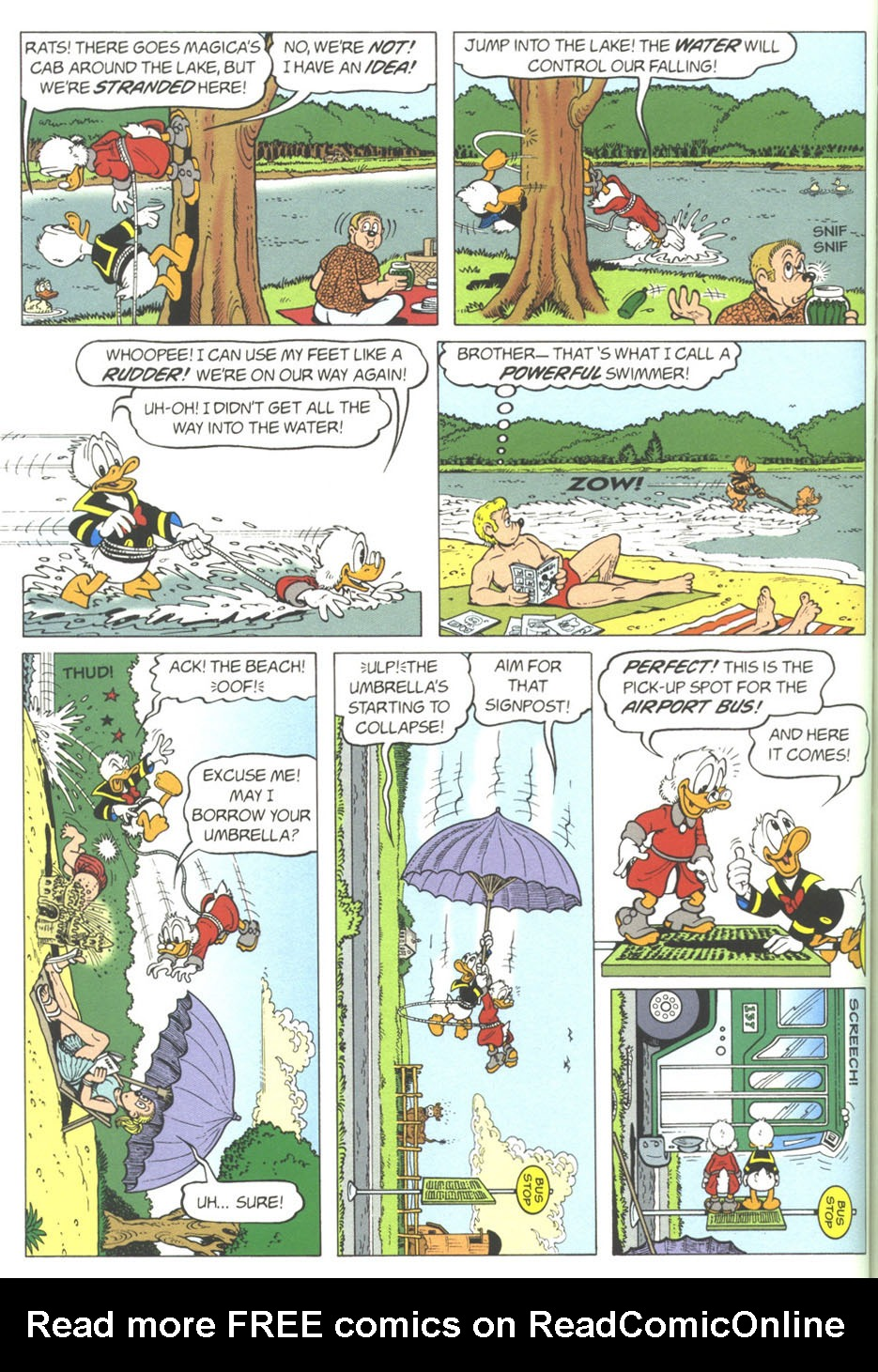 Walt Disney's Comics and Stories issue 610 - Page 60