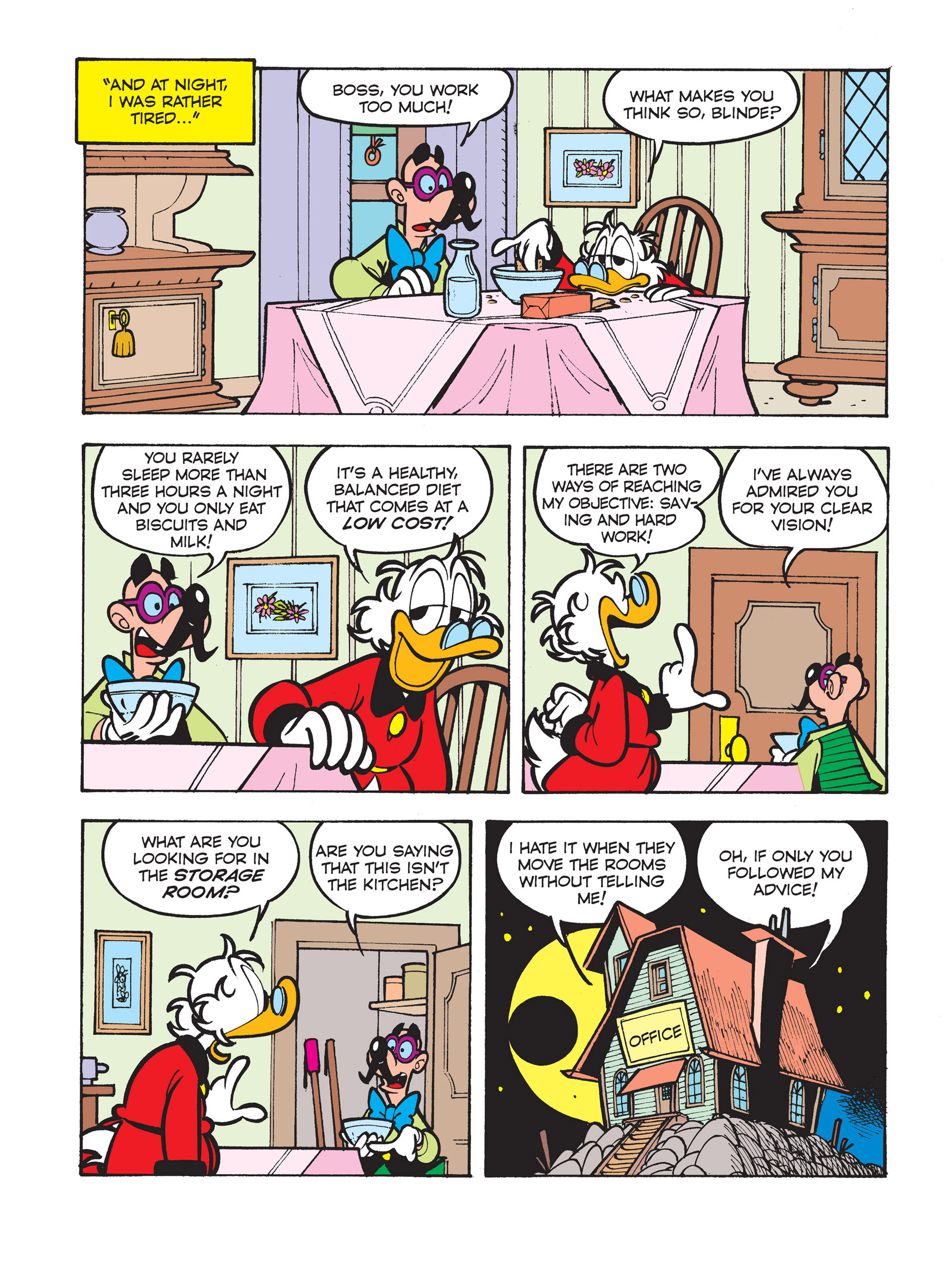 Read online All of Scrooge McDuck's Millions comic -  Issue #5 - 8