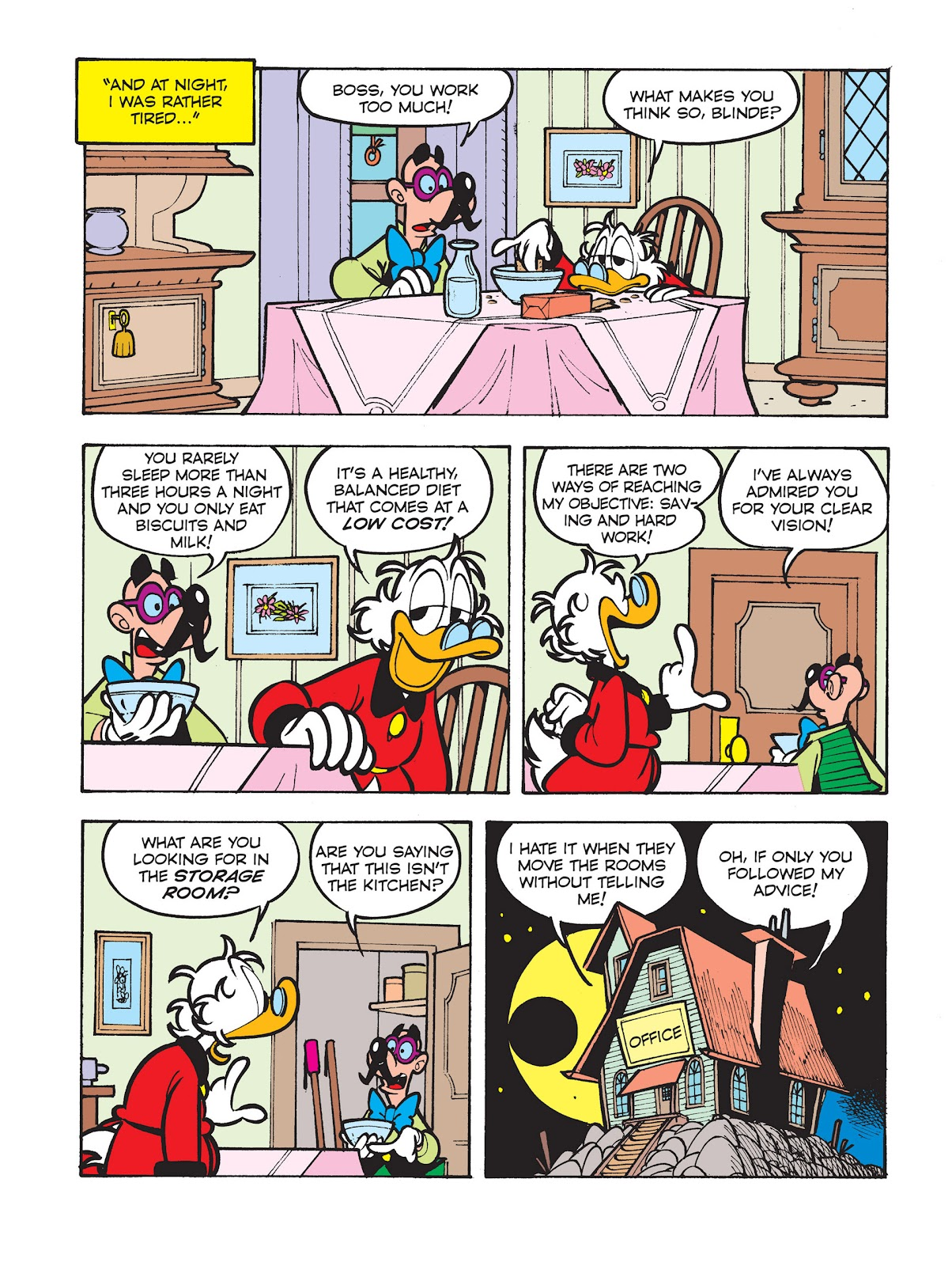All of Scrooge McDuck's Millions Issue #5 #5 - English 8
