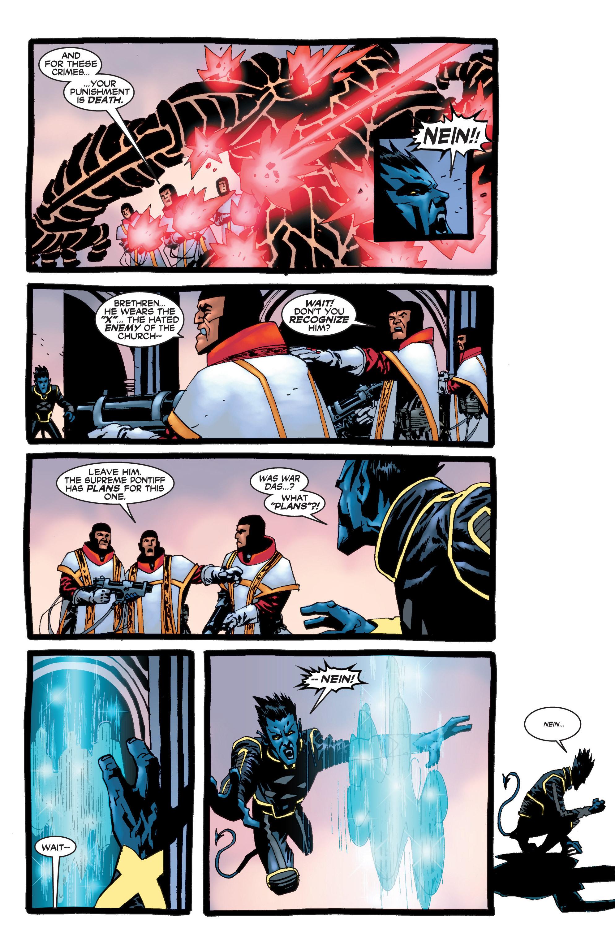 Read online Uncanny X-Men (1963) comic -  Issue #409 - 10