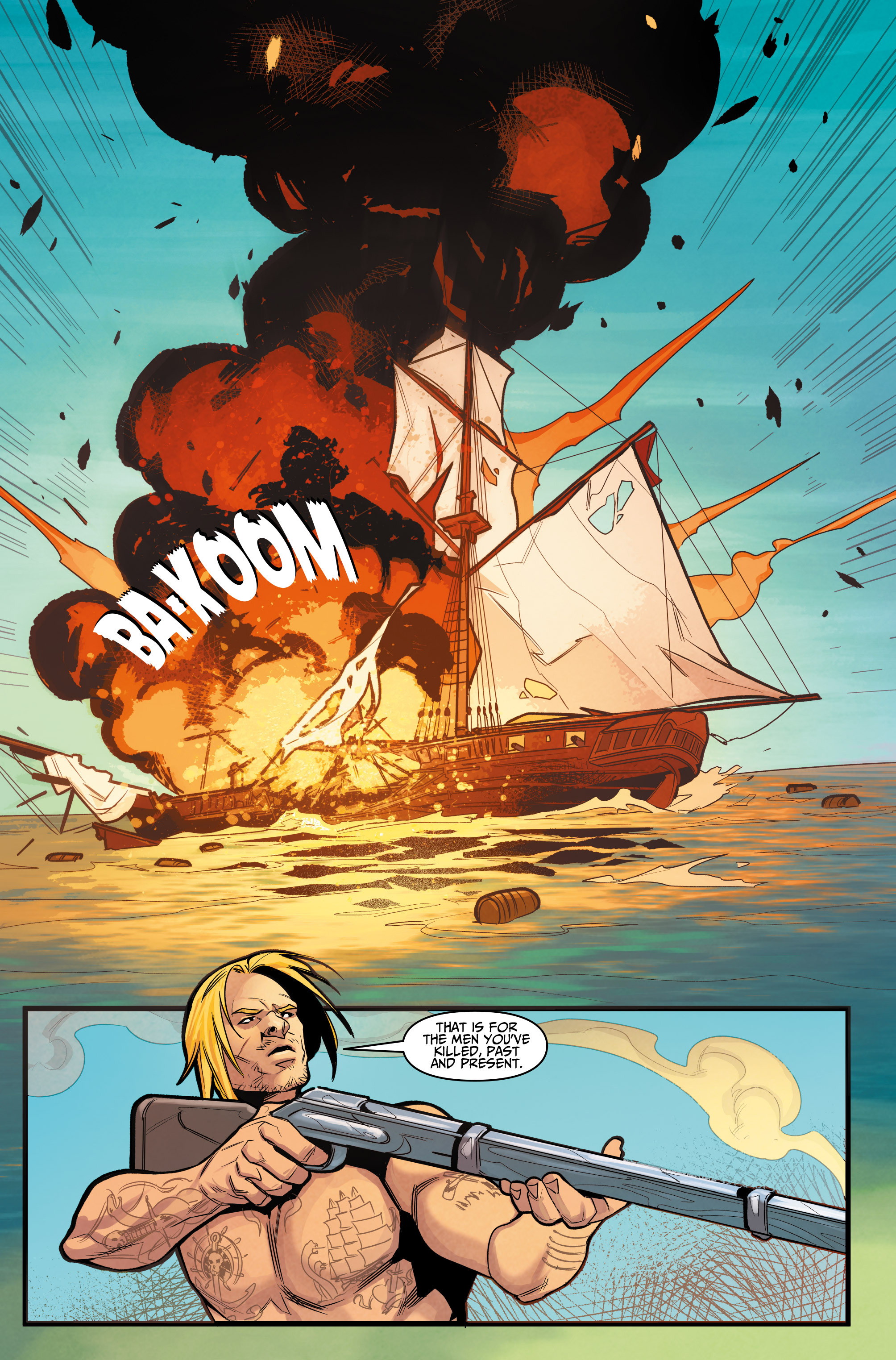 Read online Assassin's Creed: Reflections comic -  Issue #3 - 22