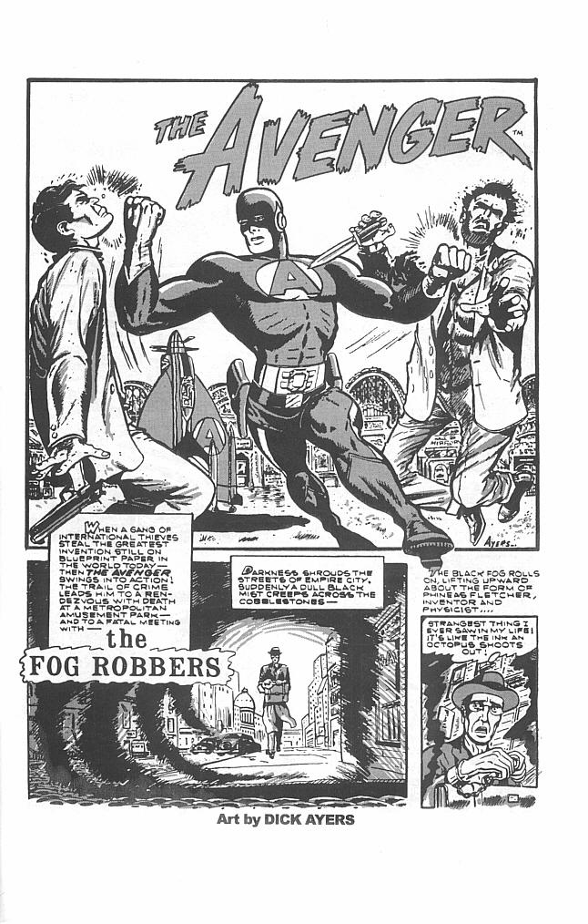 Read online Men of Mystery Comics comic -  Issue #27 - 43