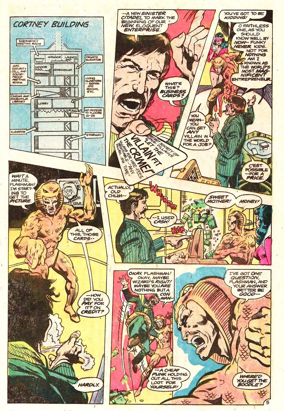 Read online Secret Society of Super-Villains comic -  Issue #8 - 6