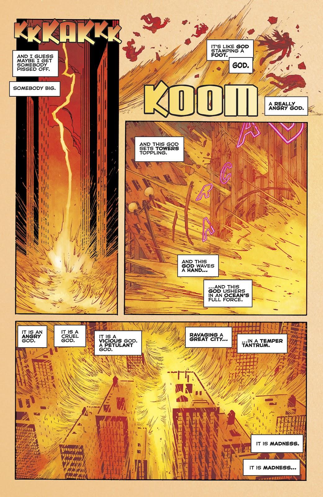 Dark Knight Returns: The Golden Child issue Full - Page 40