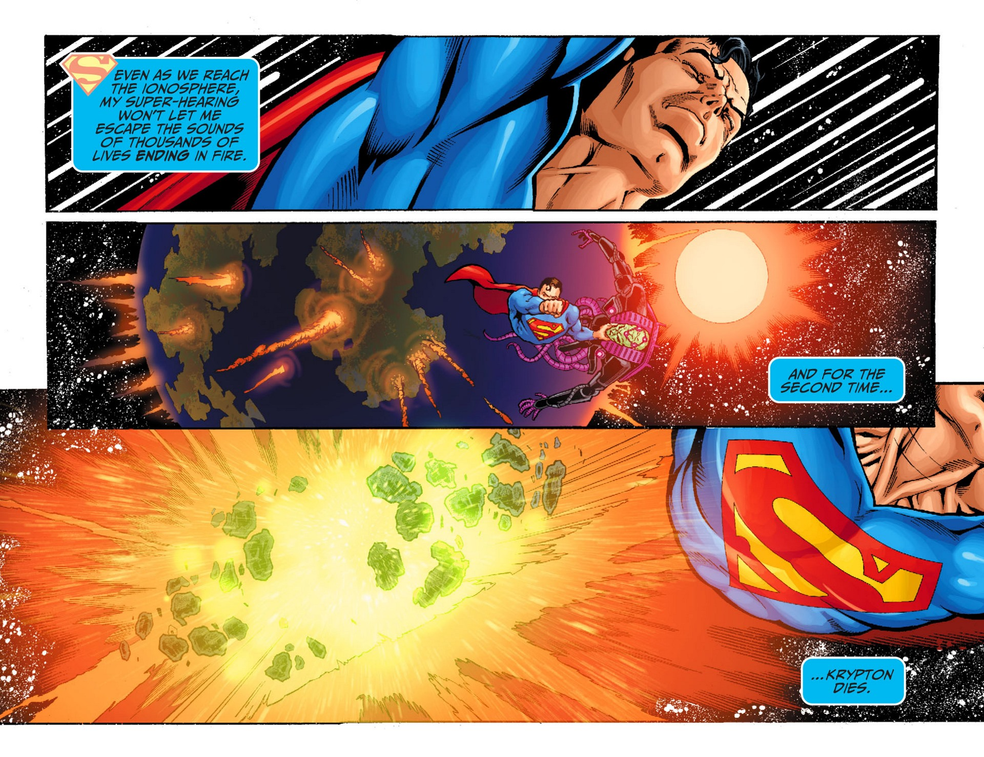 Read online Adventures of Superman [I] comic -  Issue #24 - 21