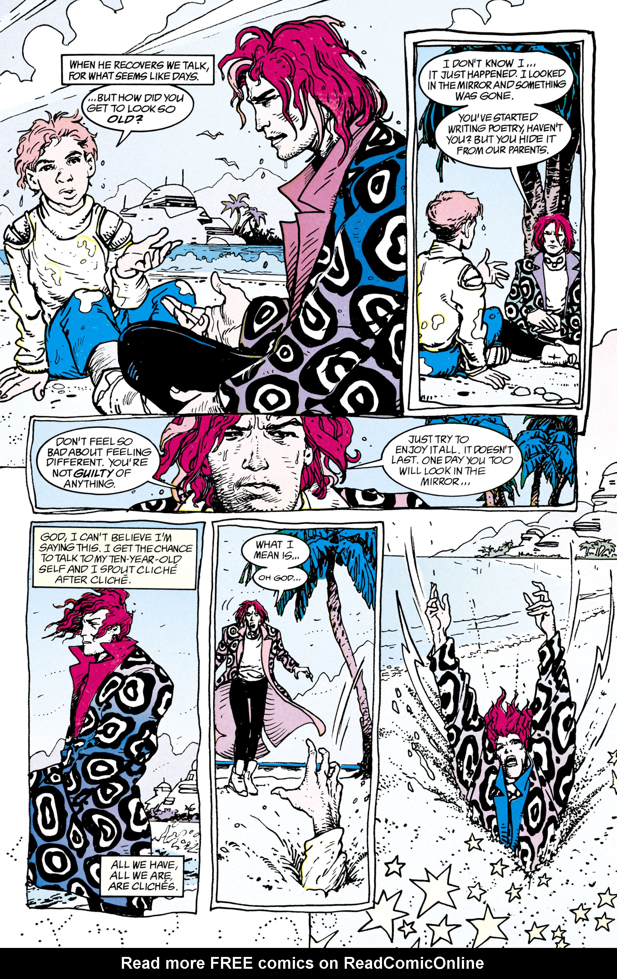 Read online Shade, the Changing Man comic -  Issue #22 - 10