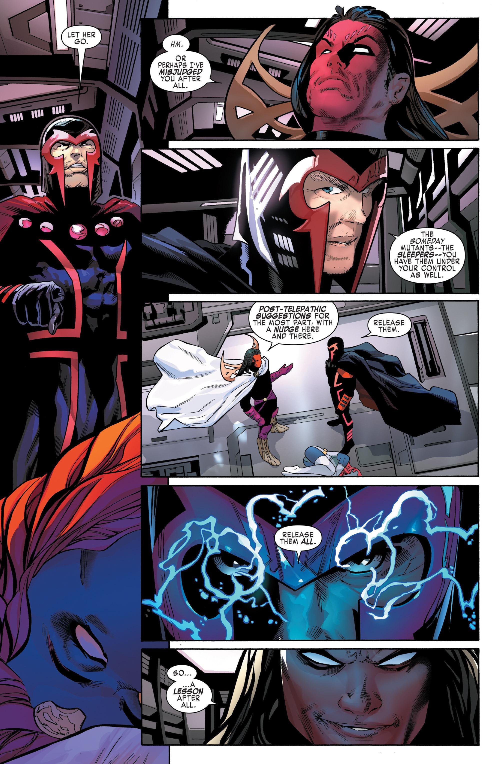 Read online Uncanny X-Men (2016) comic -  Issue #14 - 9