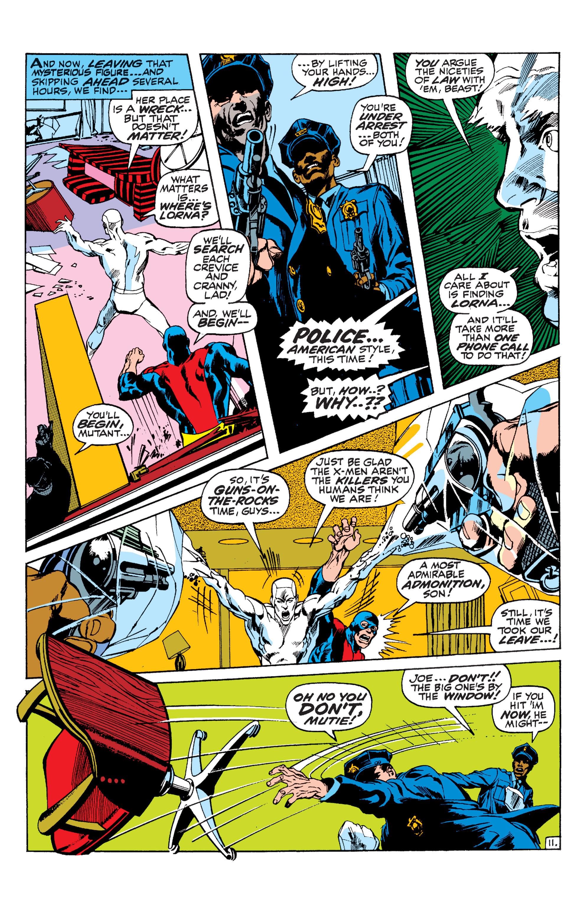 Uncanny X-Men (1963) 57 Page 11