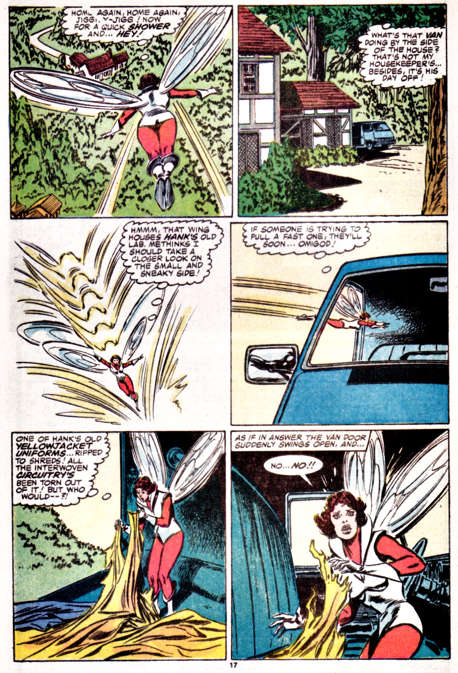 The Avengers (1963) 264 Page 17