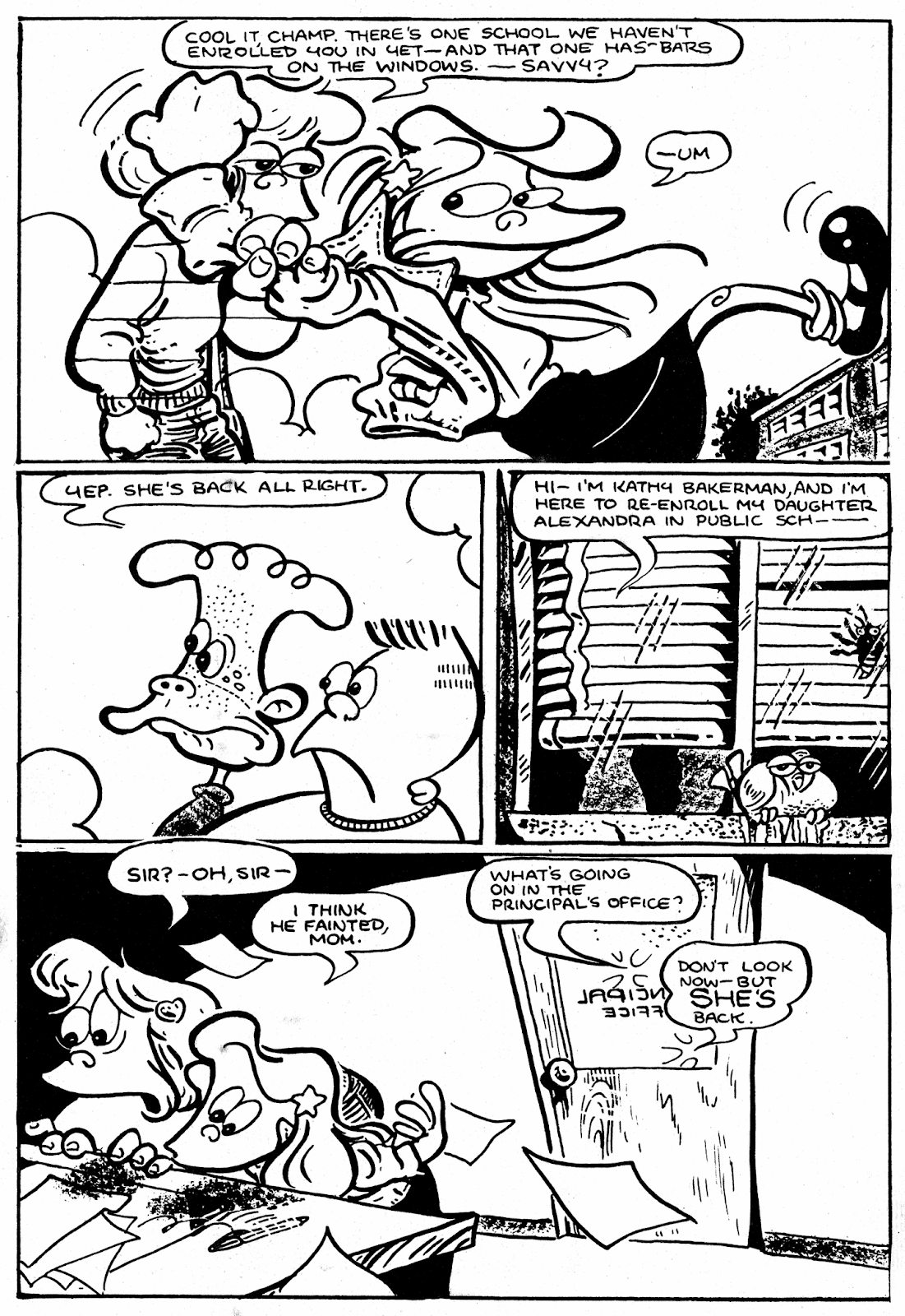 Read online Patty Cake comic -  Issue #6 - 11