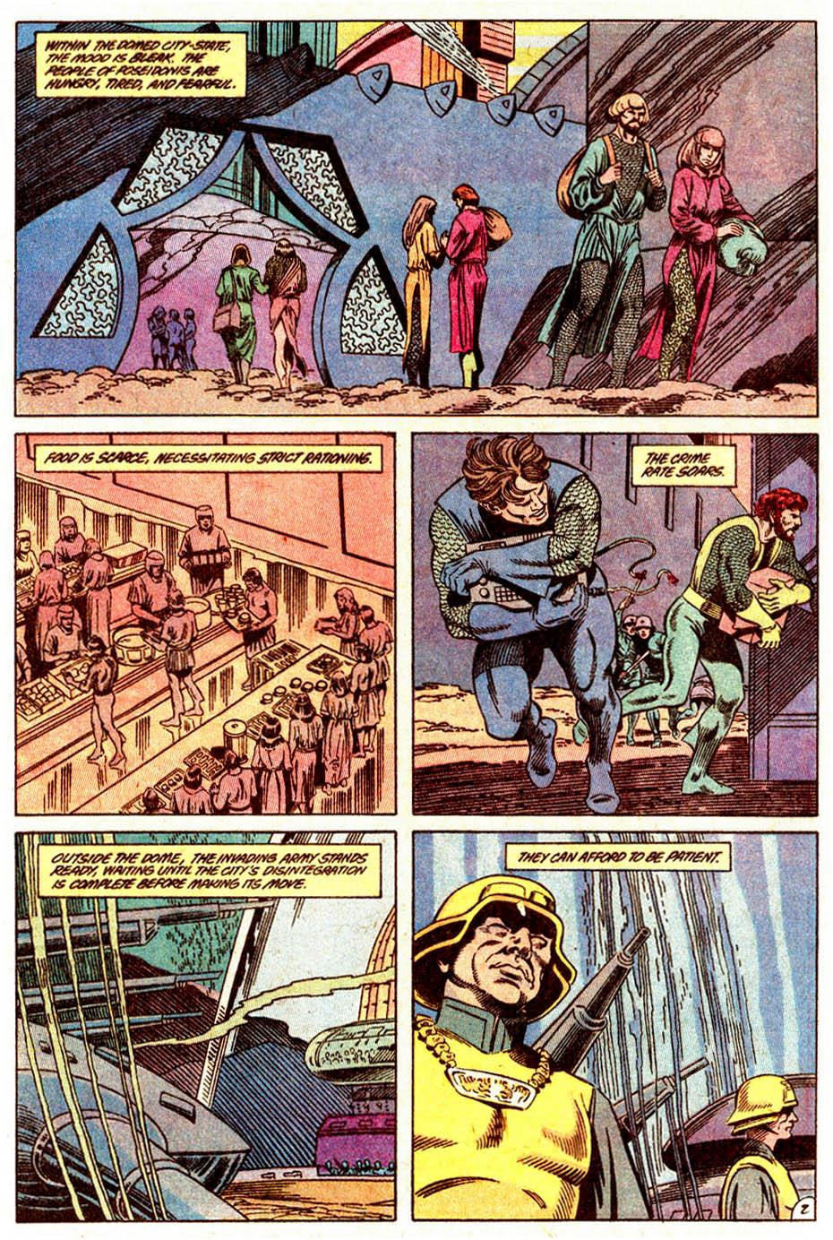 Read online Aquaman (1989) comic -  Issue #4 - 3