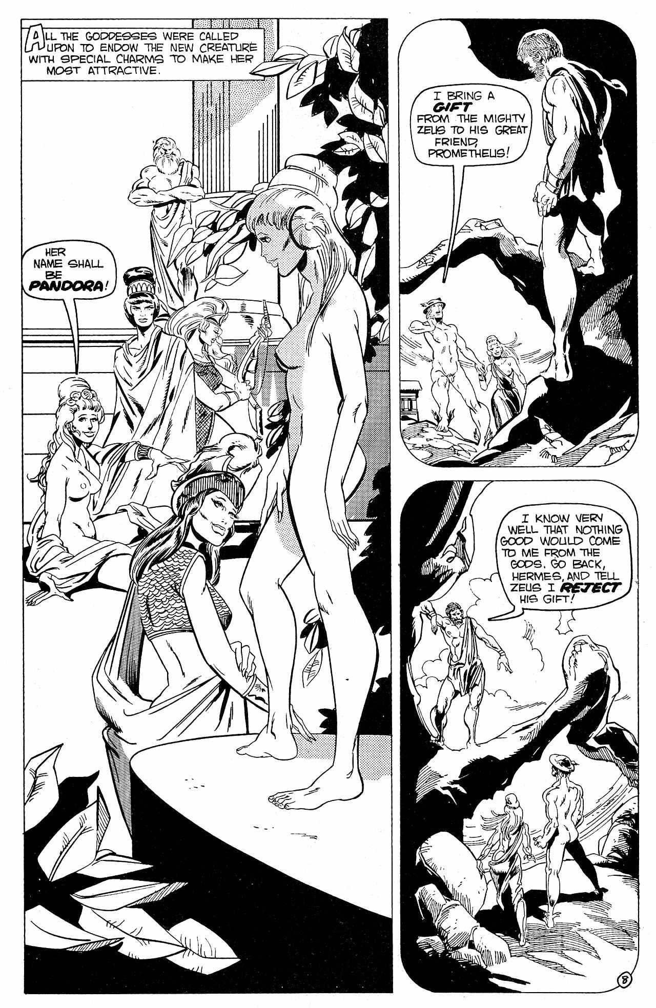 Read online Star*Reach comic -  Issue #6 - 23