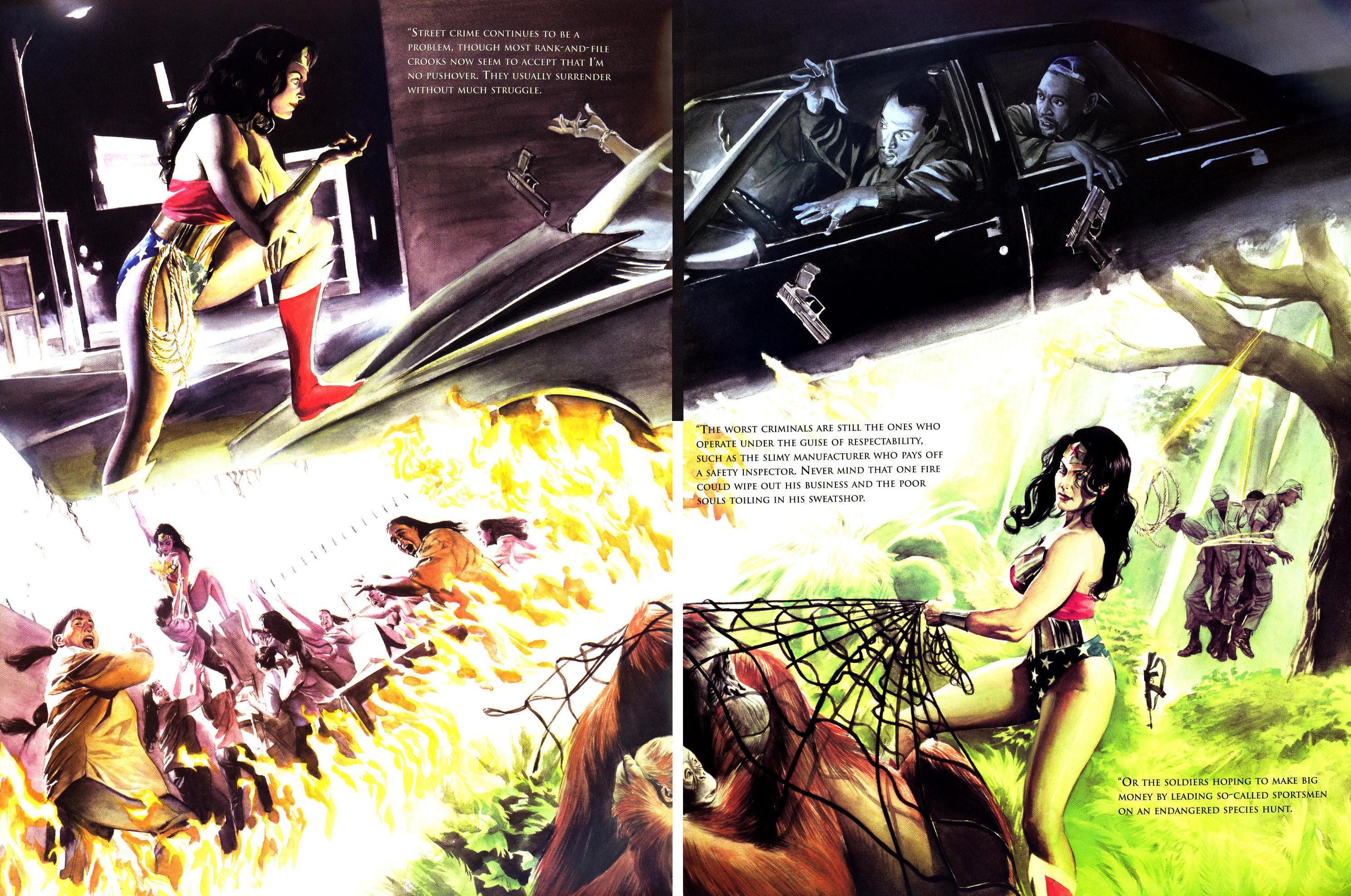 Read online Wonder Woman: Spirit of Truth comic -  Issue # Full - 15