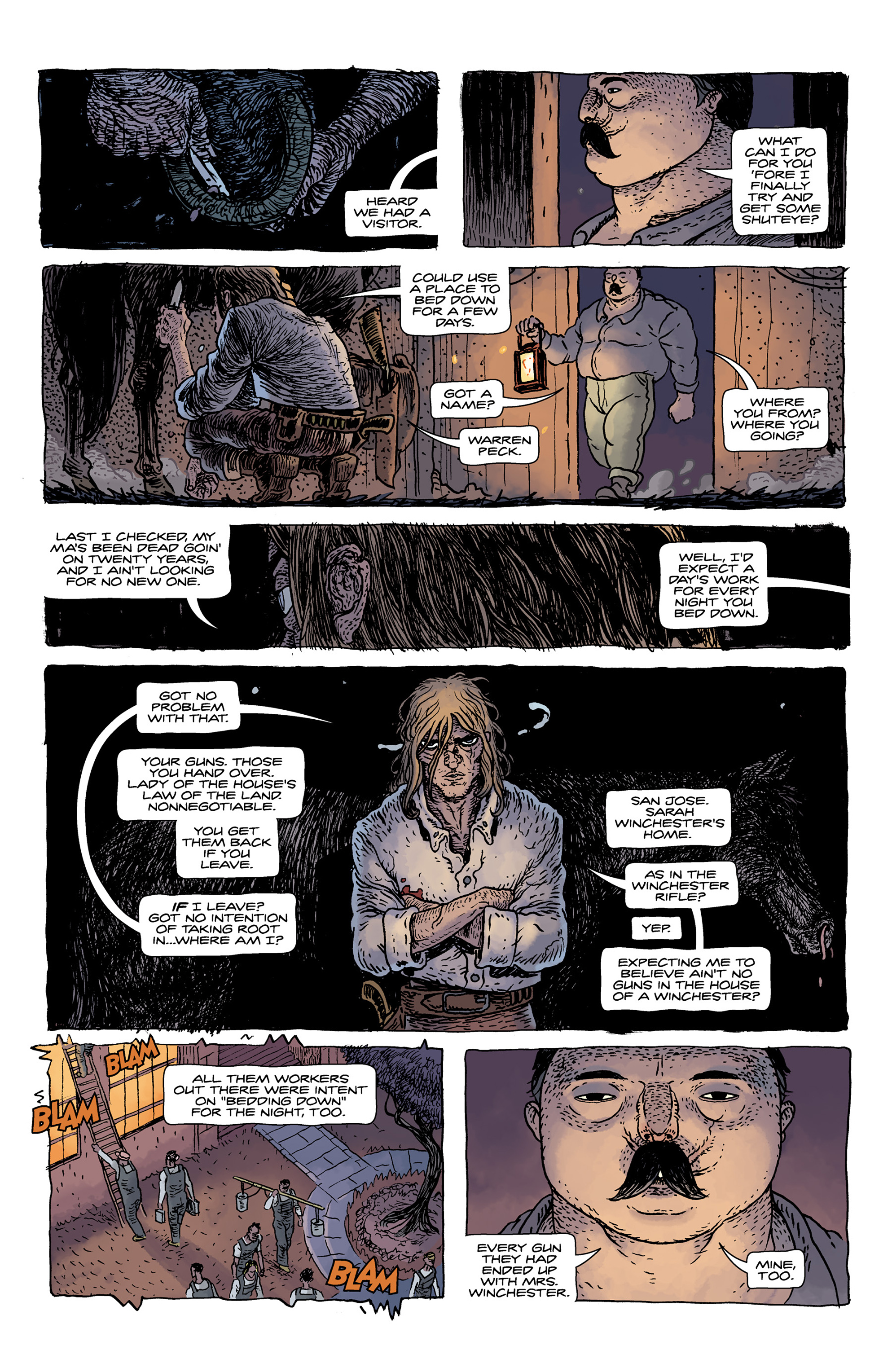 House of Penance 1 Page 23