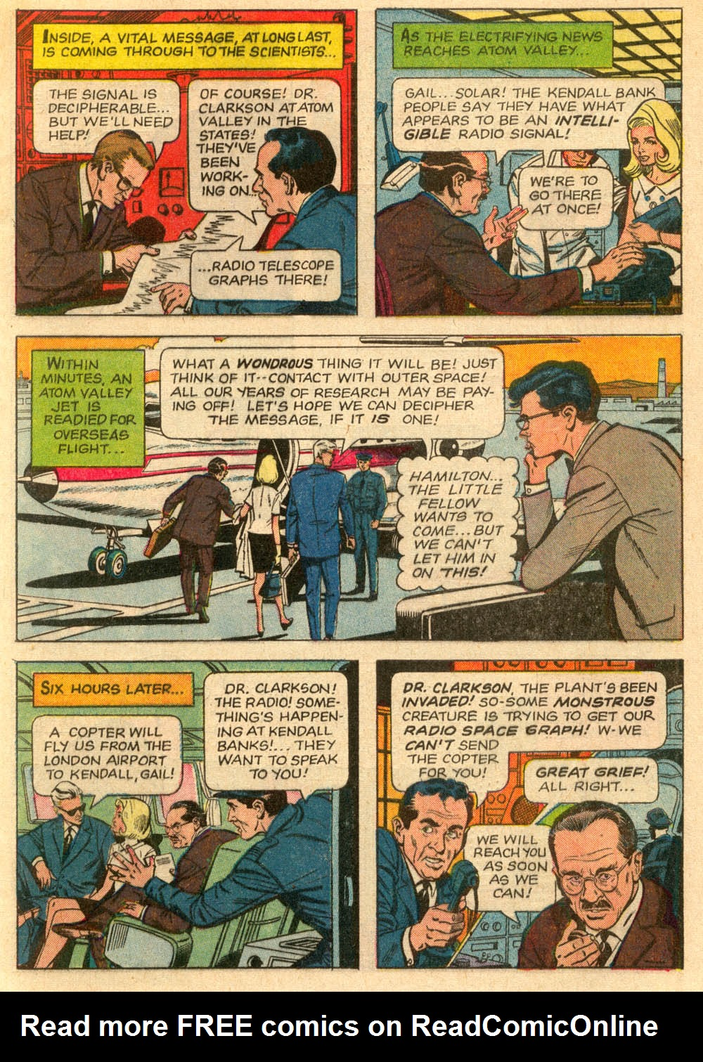 Doctor Solar, Man of the Atom (1962) 27 Page 5