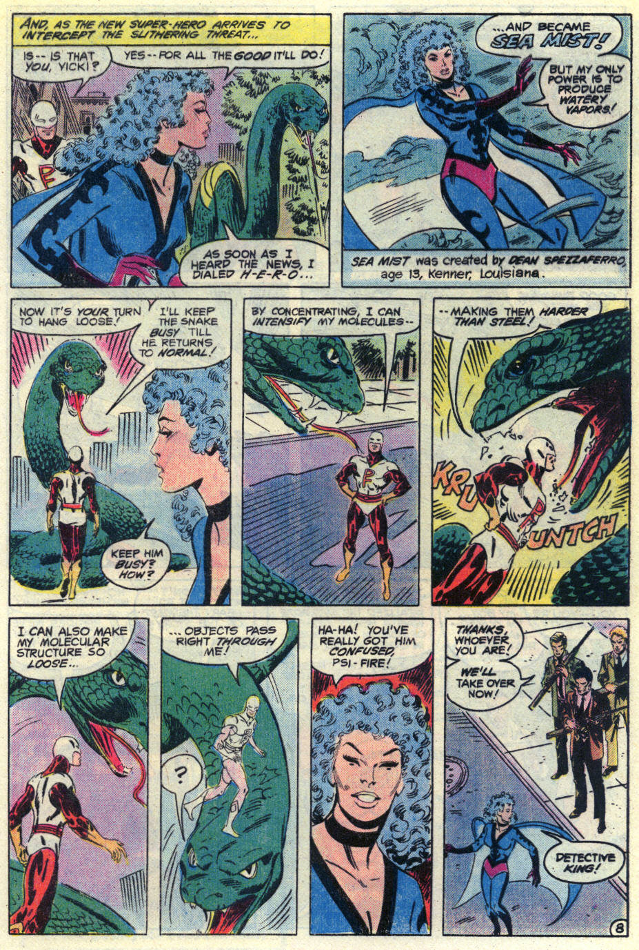 Read online Adventure Comics (1938) comic -  Issue #487 - 29