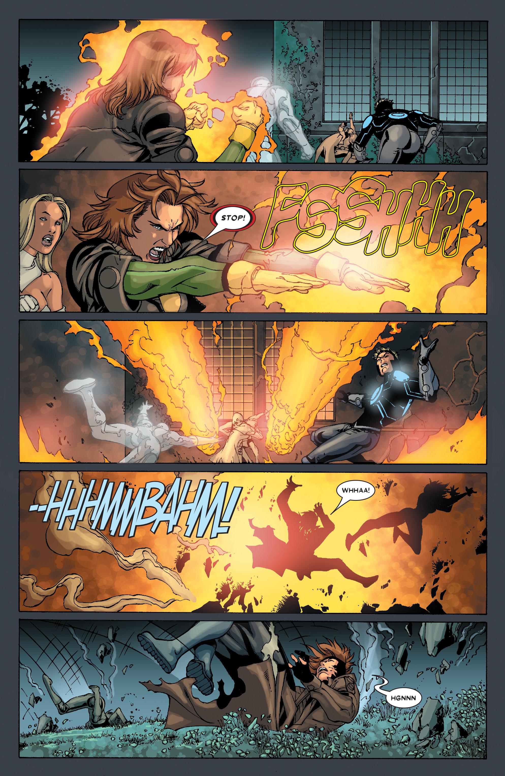 X-Men (1991) 173 Page 15