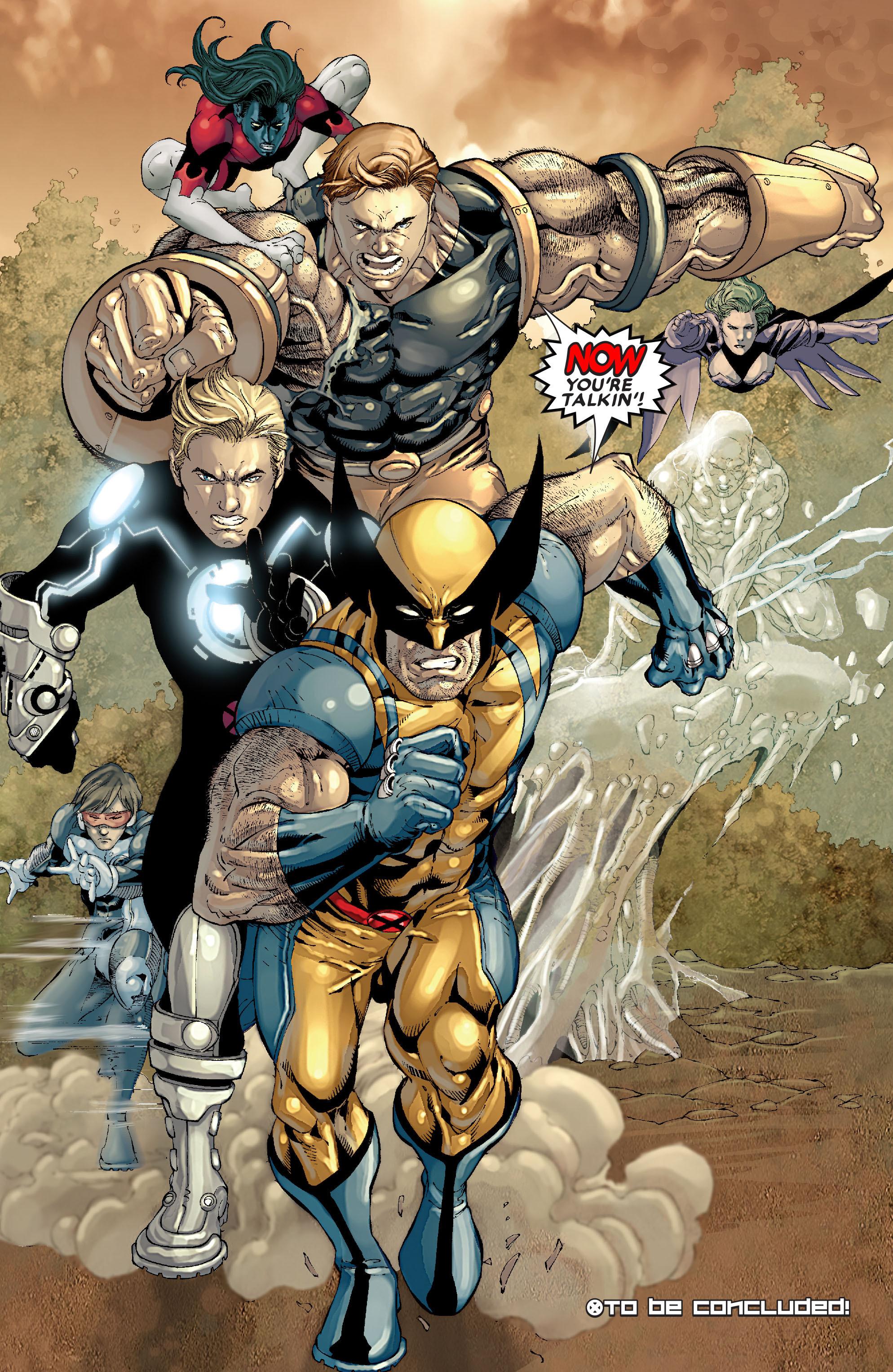 X-Men (1991) 163 Page 22