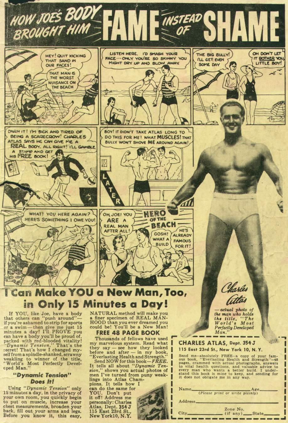 Read online Adventure Comics (1938) comic -  Issue #168 - 47